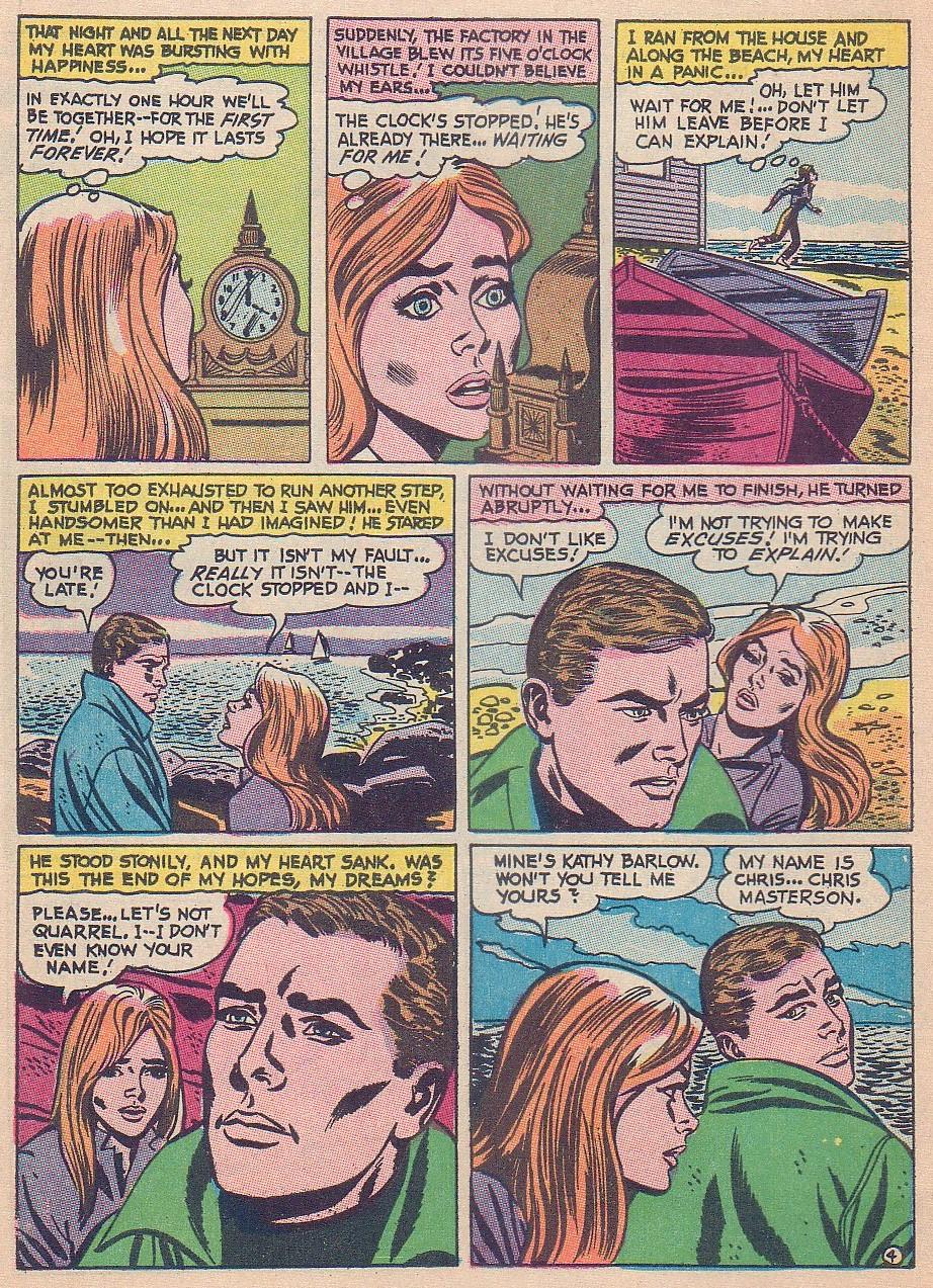 Read online Secret Hearts comic -  Issue #124 - 10