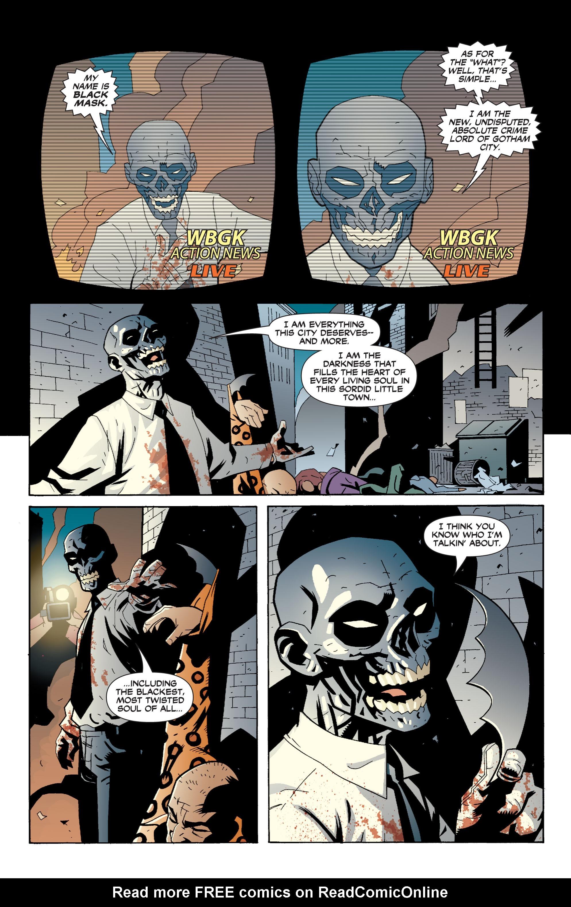 Read online Batman: War Games comic -  Issue #6 - 18