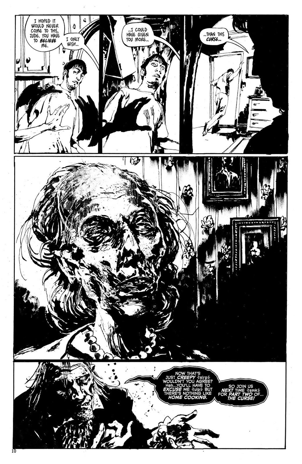 Creepy (2009) Issue #1 #1 - English 12