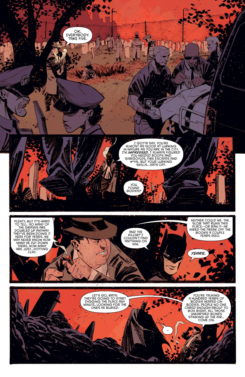 Batman (2011) Issue #34 #53 - English 20