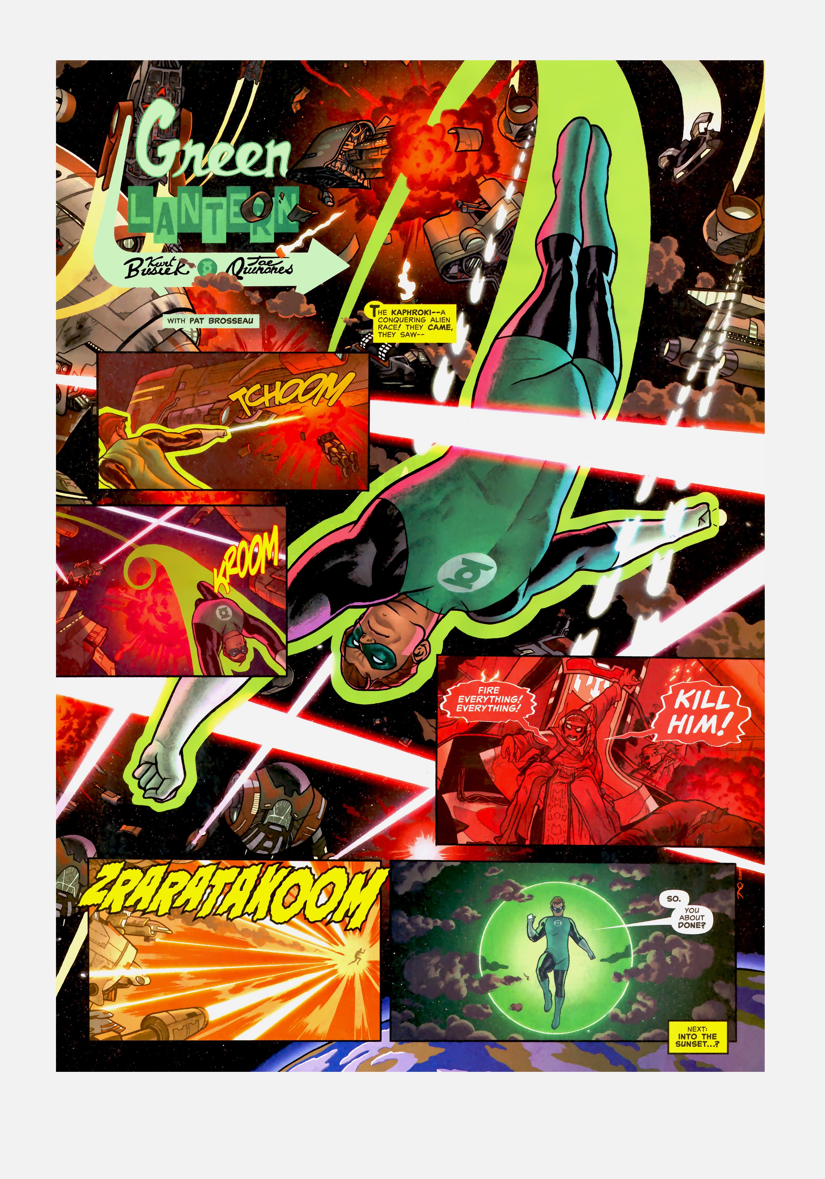 Read online Wednesday Comics comic -  Issue #11 - 6