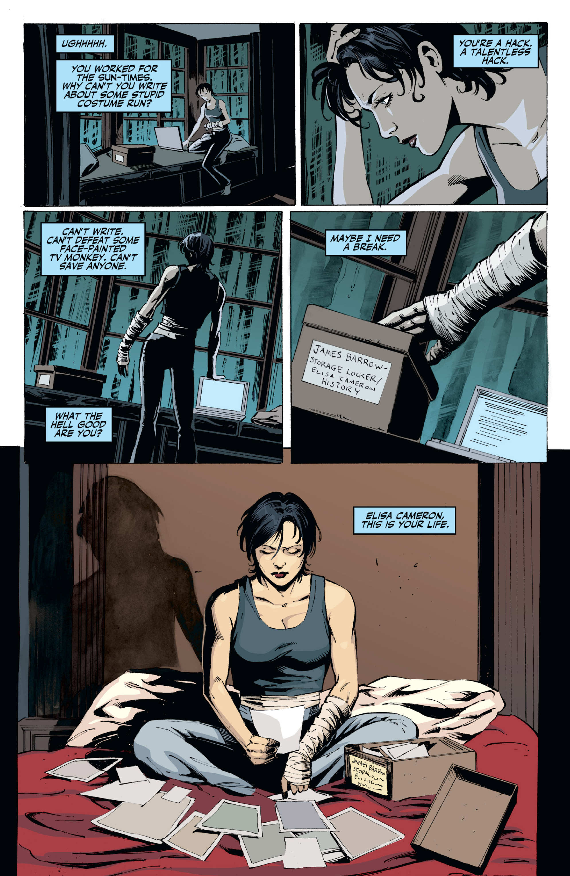 Read online Ghost (2013) comic -  Issue # TPB 2 - 48