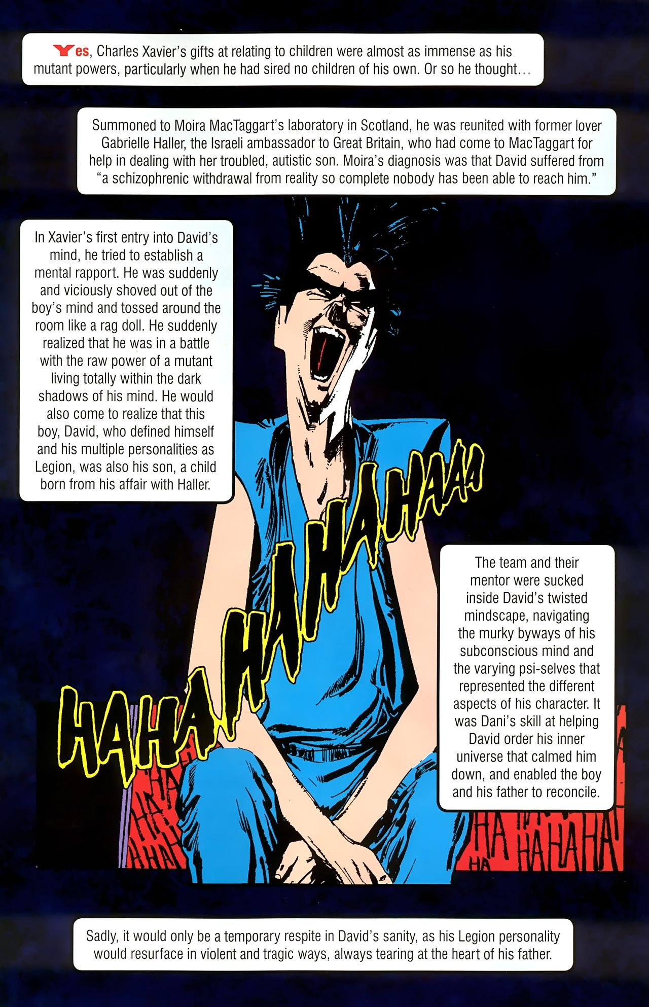 Read online New Mutants Saga comic -  Issue # Full - 19
