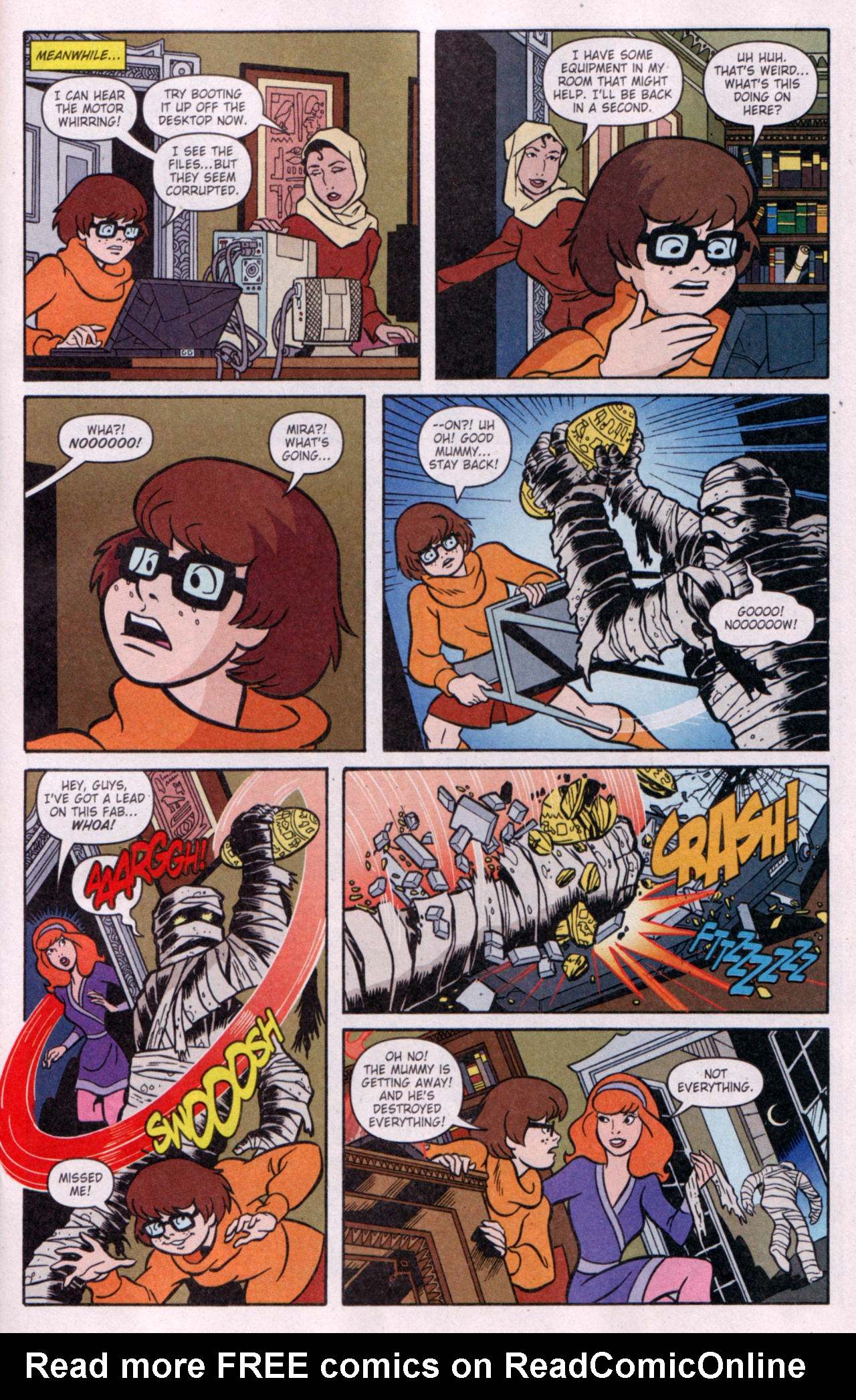 Read online Scooby-Doo (1997) comic -  Issue #119 - 6