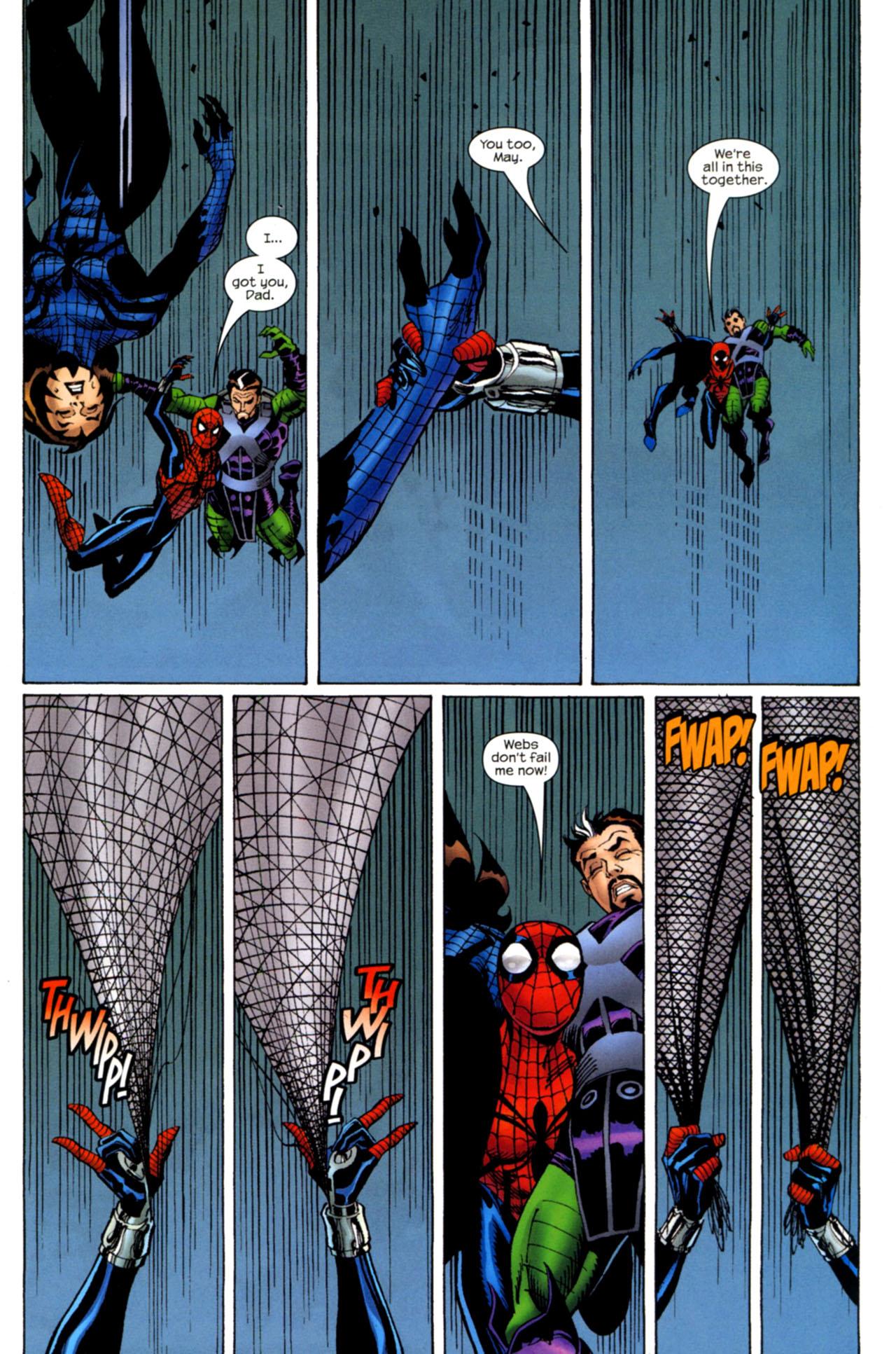 Amazing Spider-Girl #30 #31 - English 28