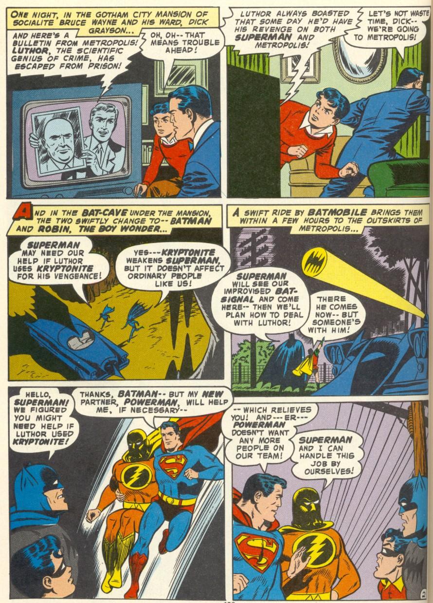 Read online Secret Origins (1961) comic -  Issue # Full - 4