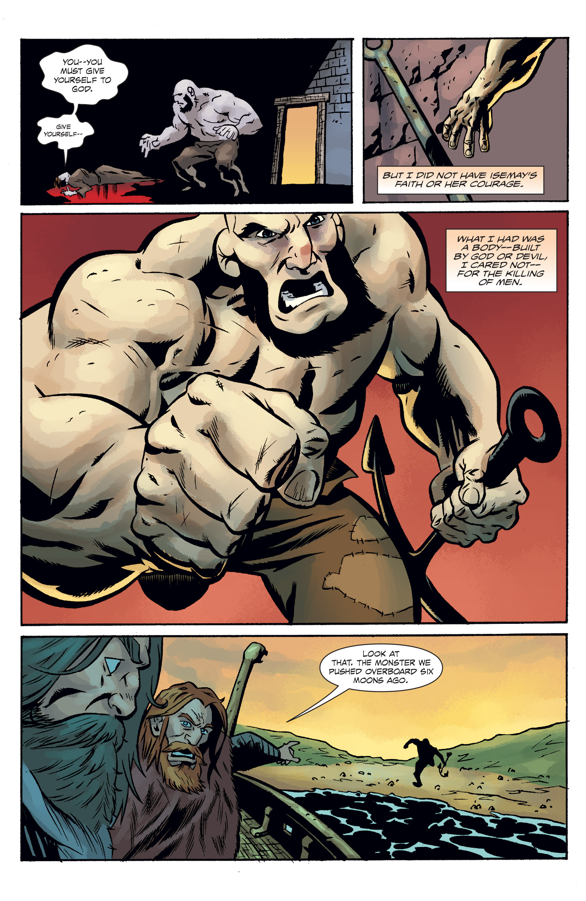 Read online The Anchor comic -  Issue # TPB 2 - 40