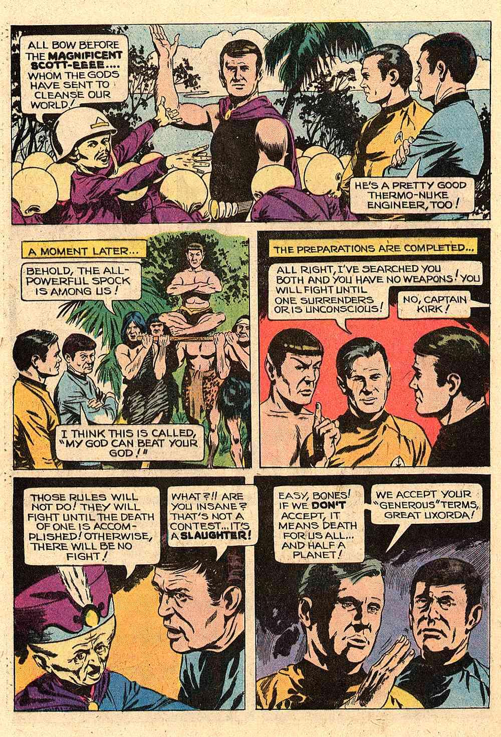 Star Trek (1967) #55 #55 - English 20