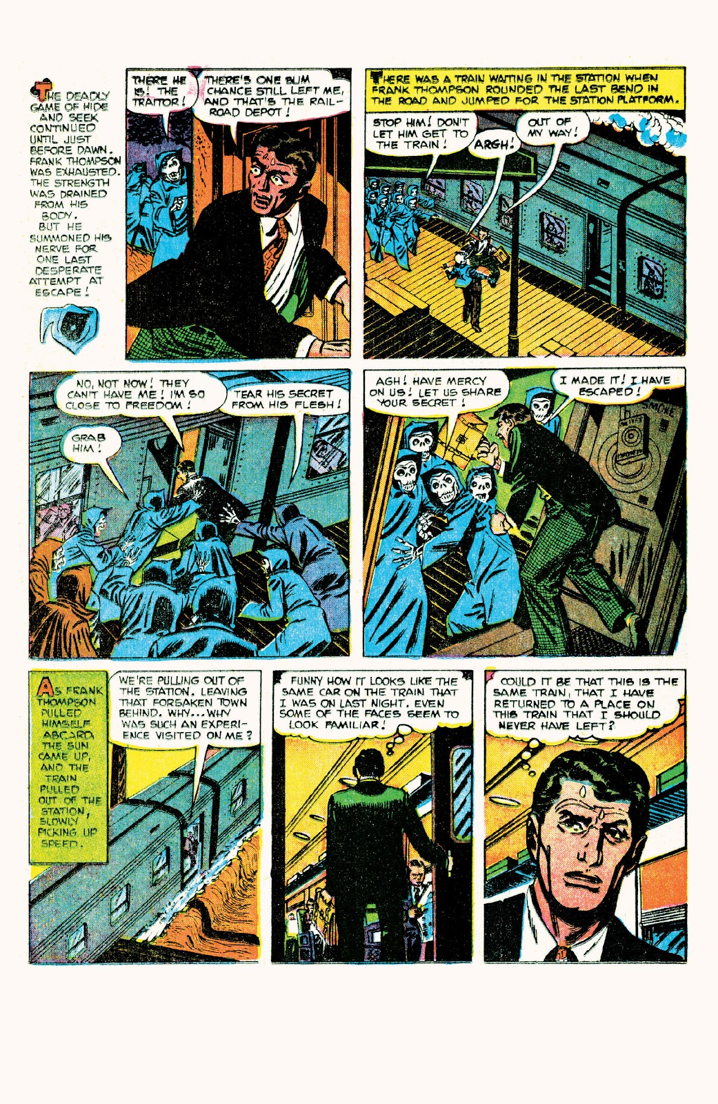 Haunted Horror Issue #13 #13 - English 12