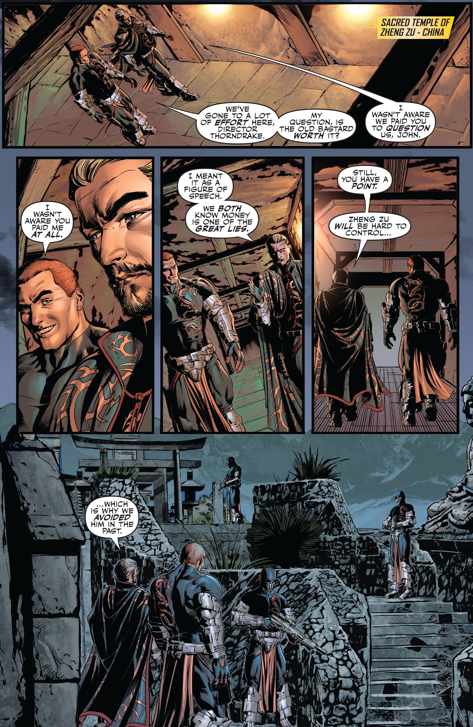Read online Secret Avengers (2010) comic -  Issue #10 - 3