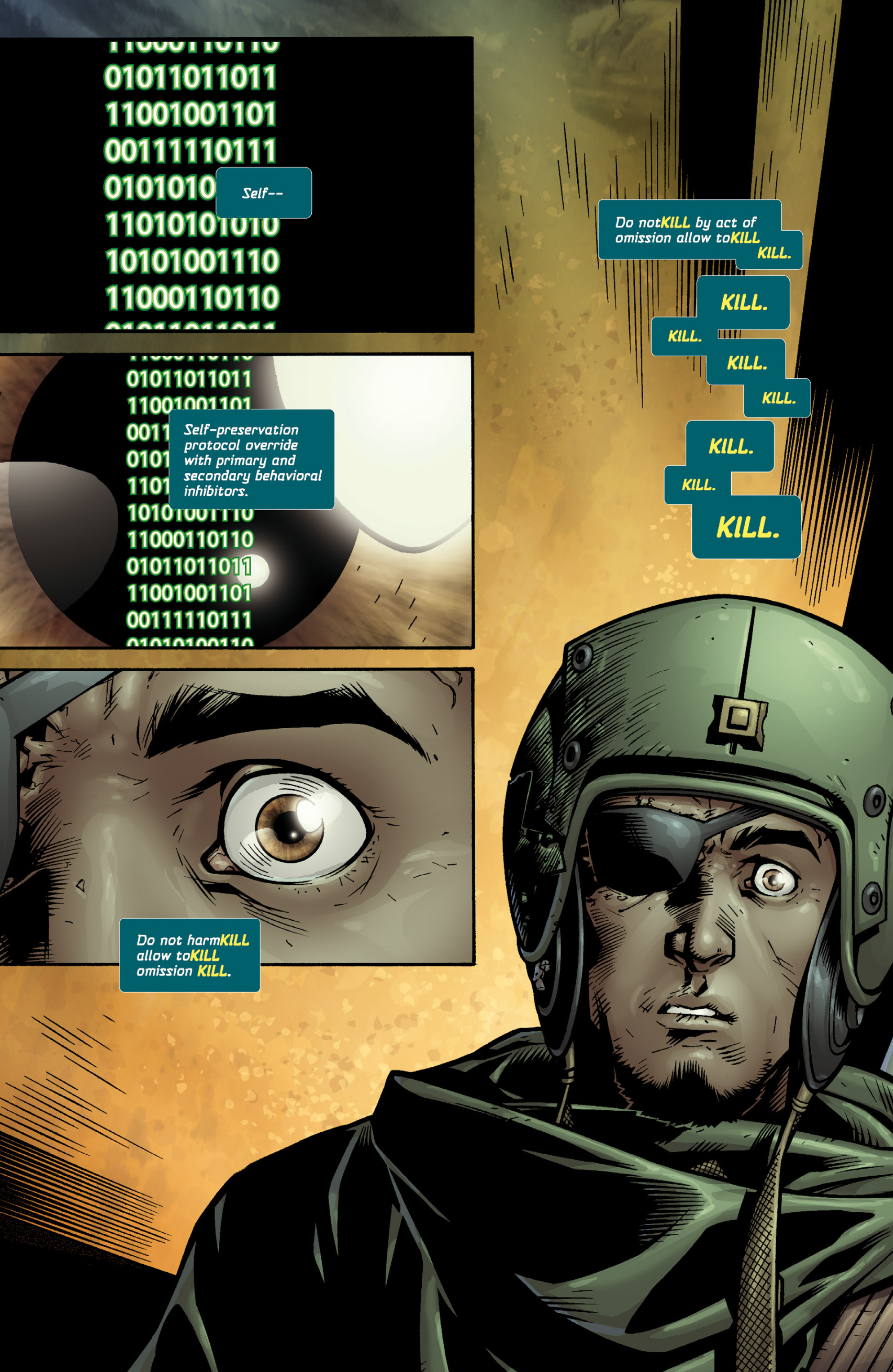 Aliens (2009) TPB Page 54