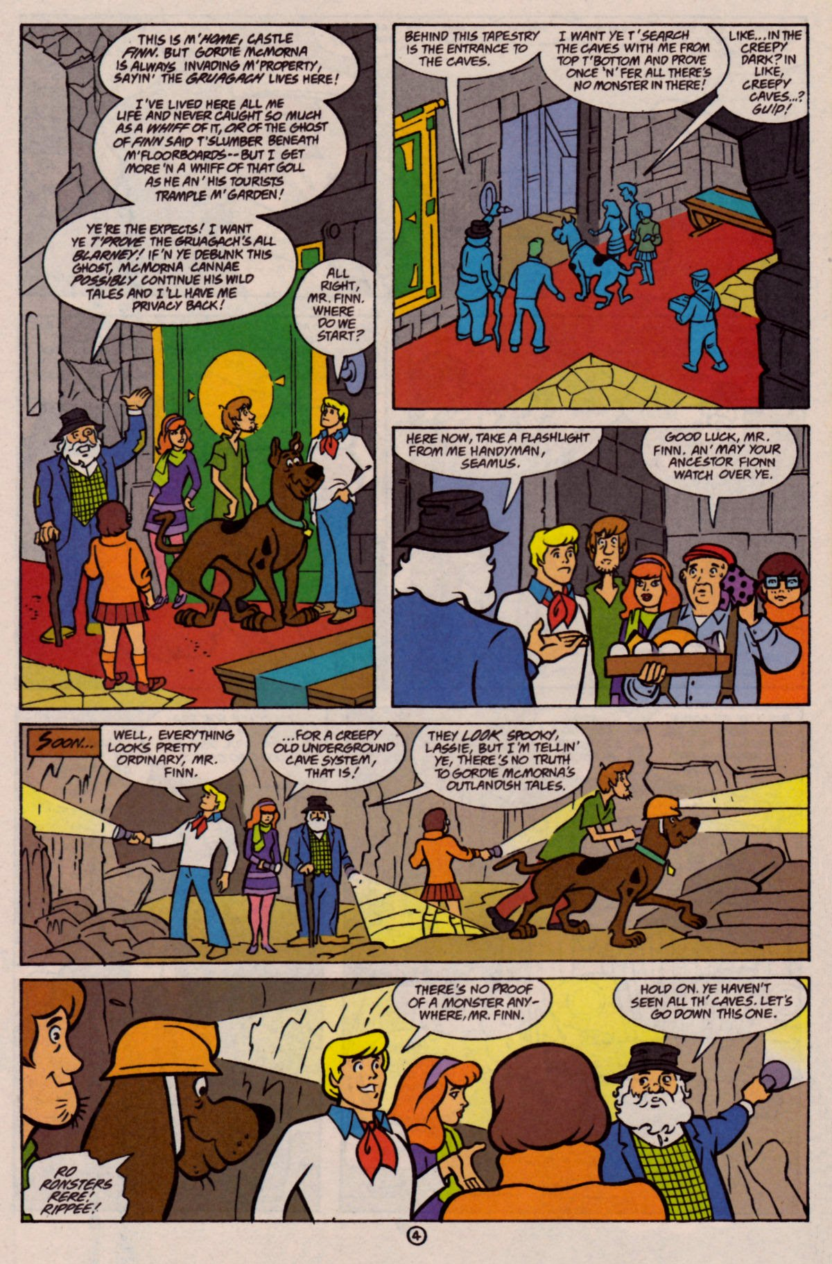 Read online Scooby-Doo (1997) comic -  Issue #25 - 15