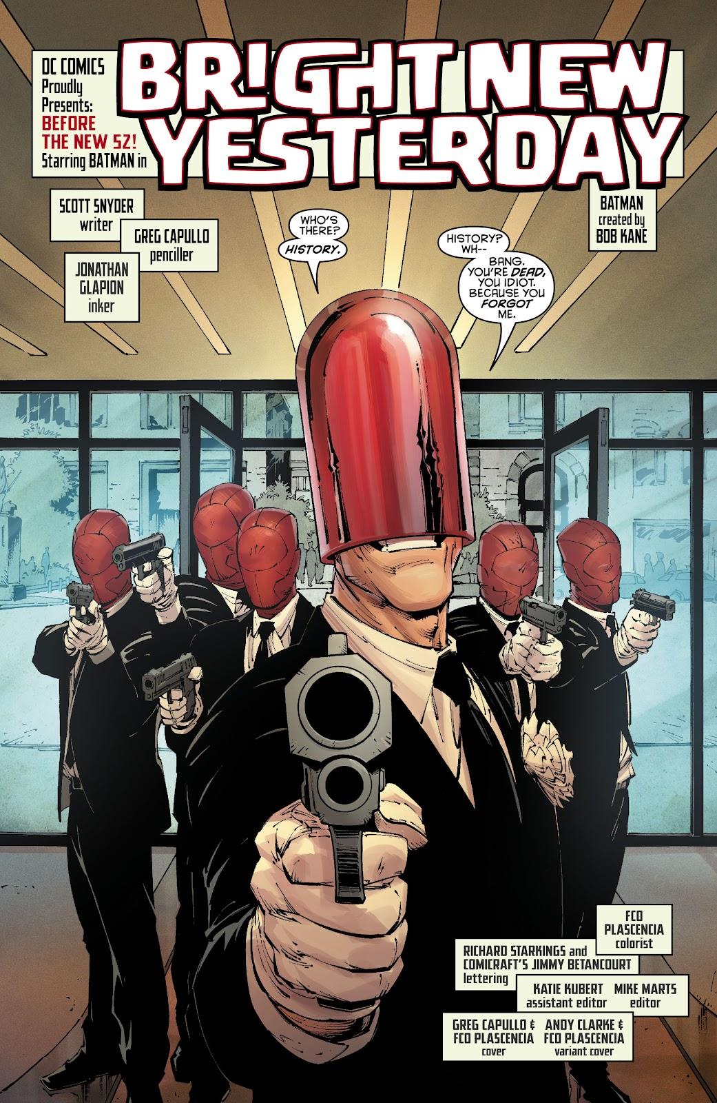 Batman (2011) Issue #0 #15 - English 3