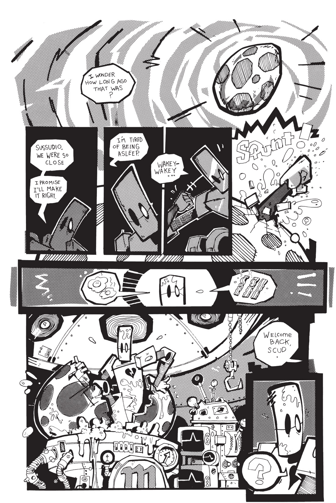 Read online Scud: The Disposable Assassin: The Whole Shebang comic -  Issue # TPB (Part 4) - 29