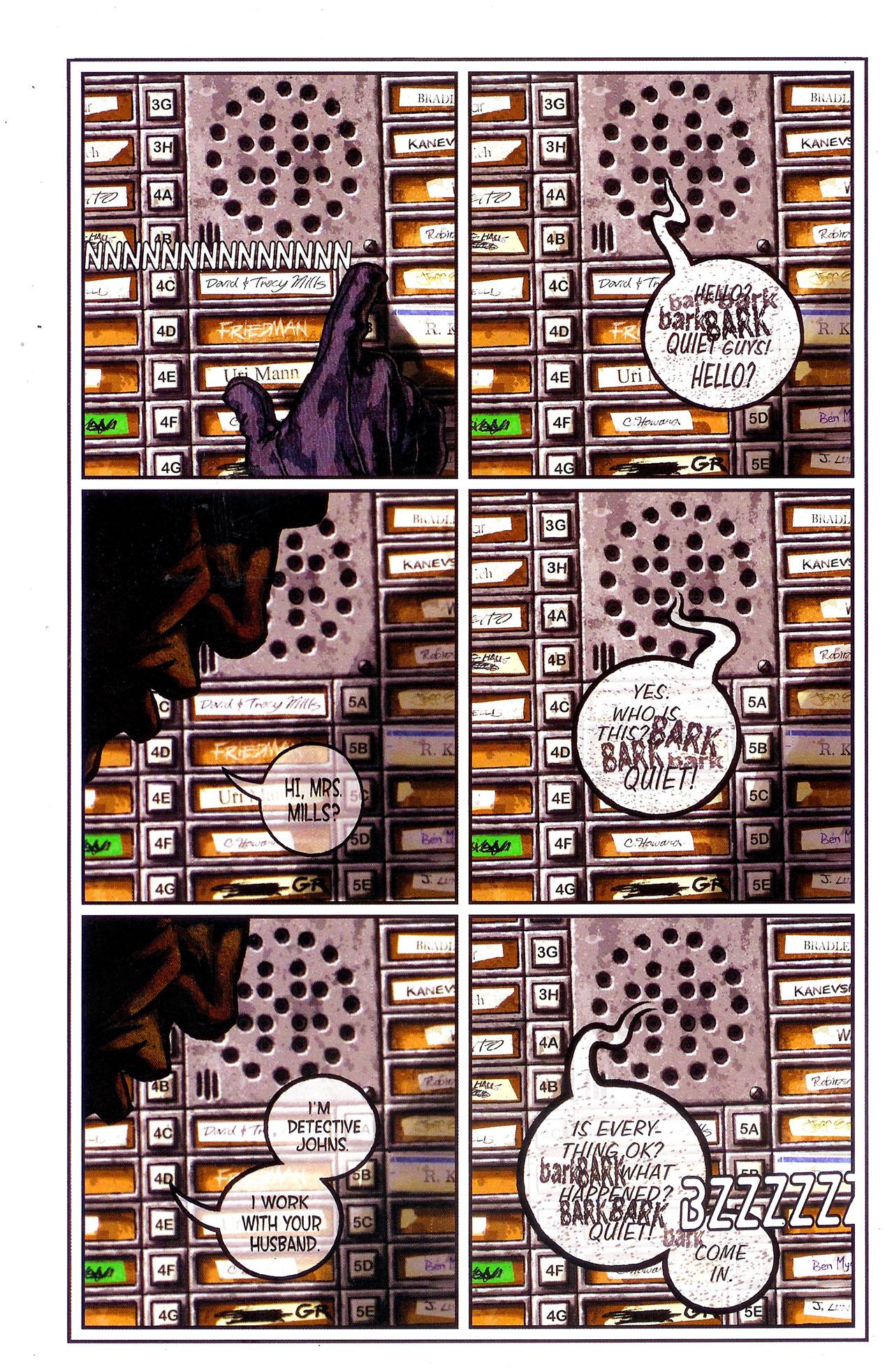 Read online Se7en comic -  Issue #6 - 24