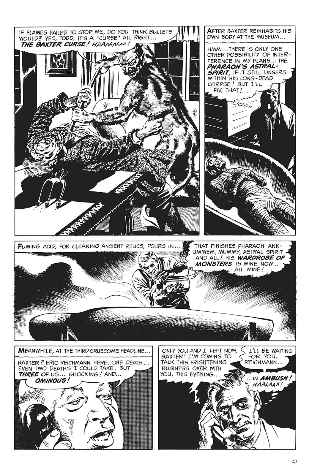 Creepy (2009) Issue #4 #4 - English 48