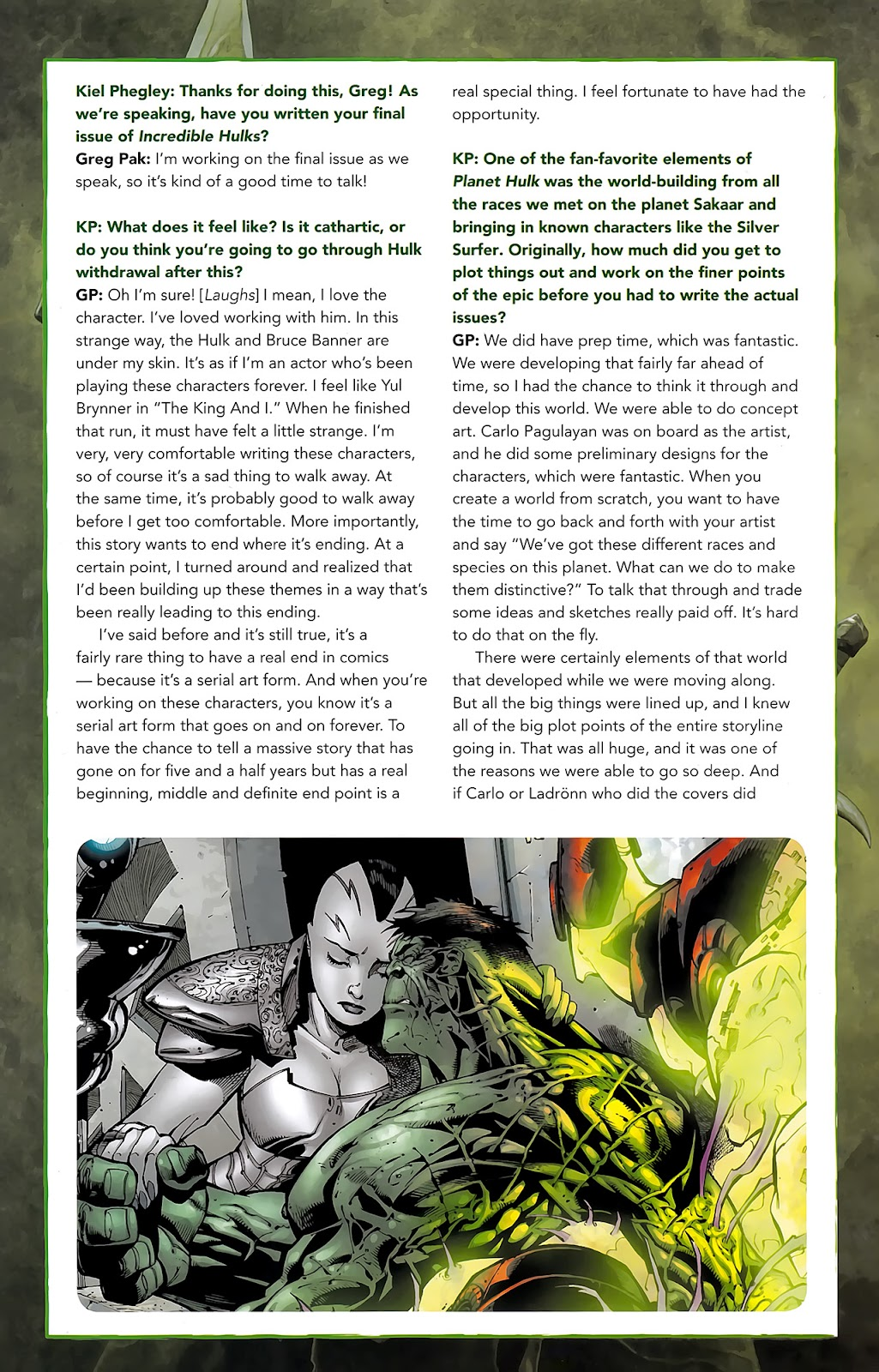 Incredible Hulks (2010) Issue #635 #25 - English 38
