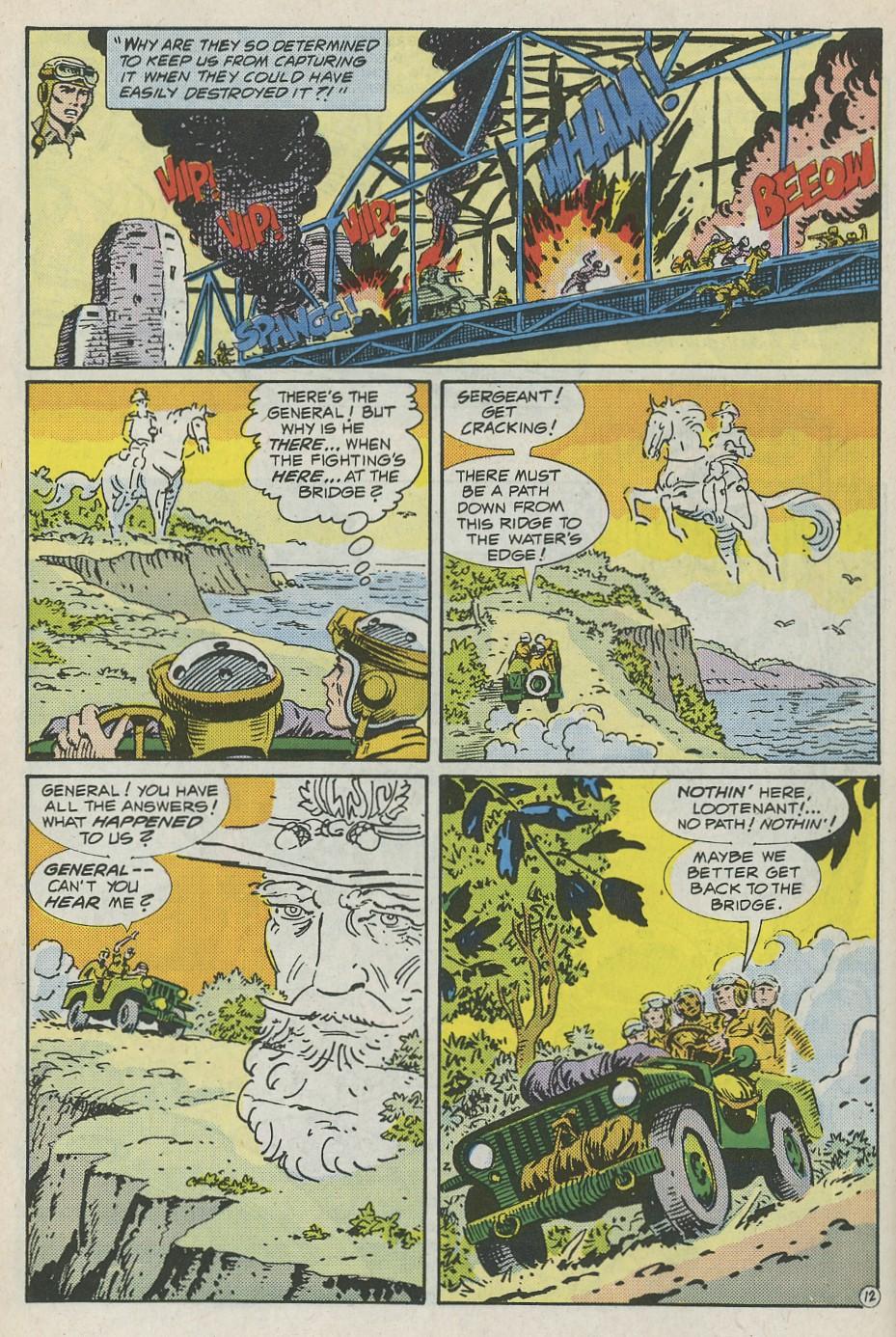 G.I. Combat (1952) Issue #288 #288 - English 17