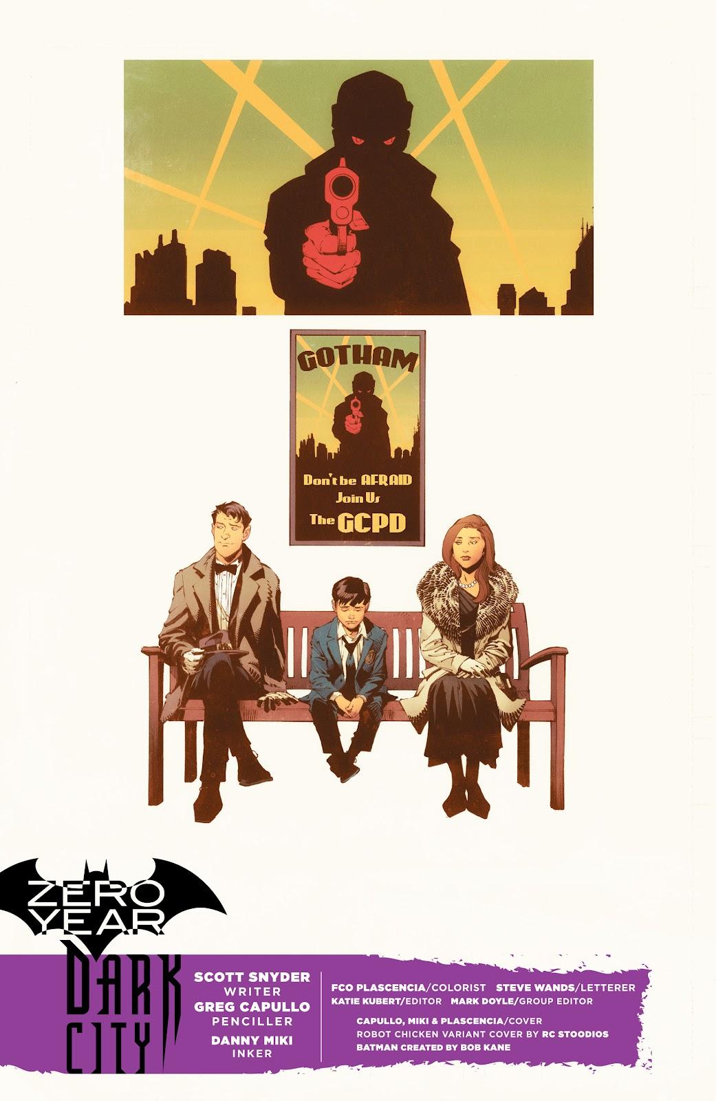 Batman (2011) Issue #29 #48 - English 2