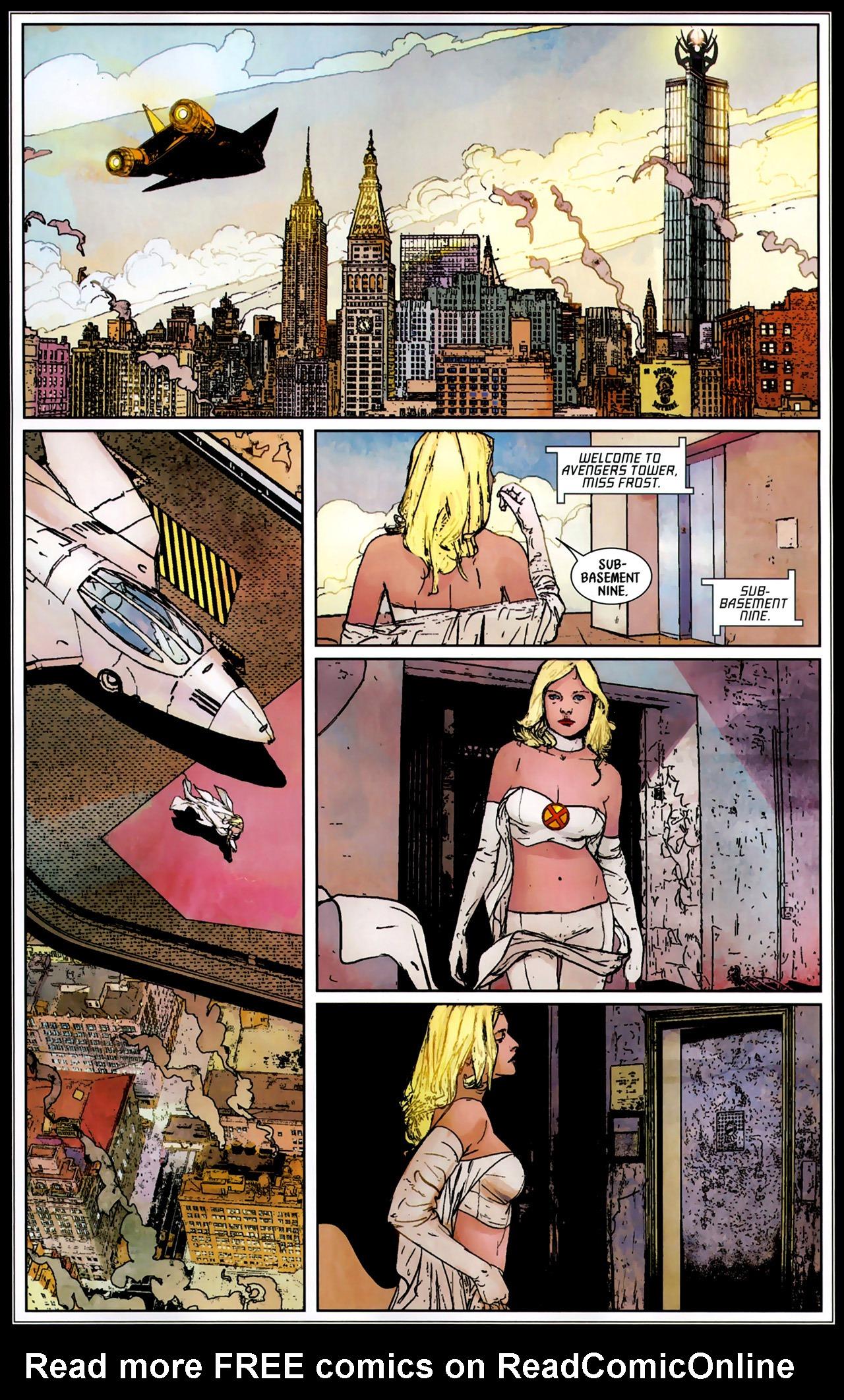 Read online Secret Invasion: Dark Reign comic -  Issue # Full - 6