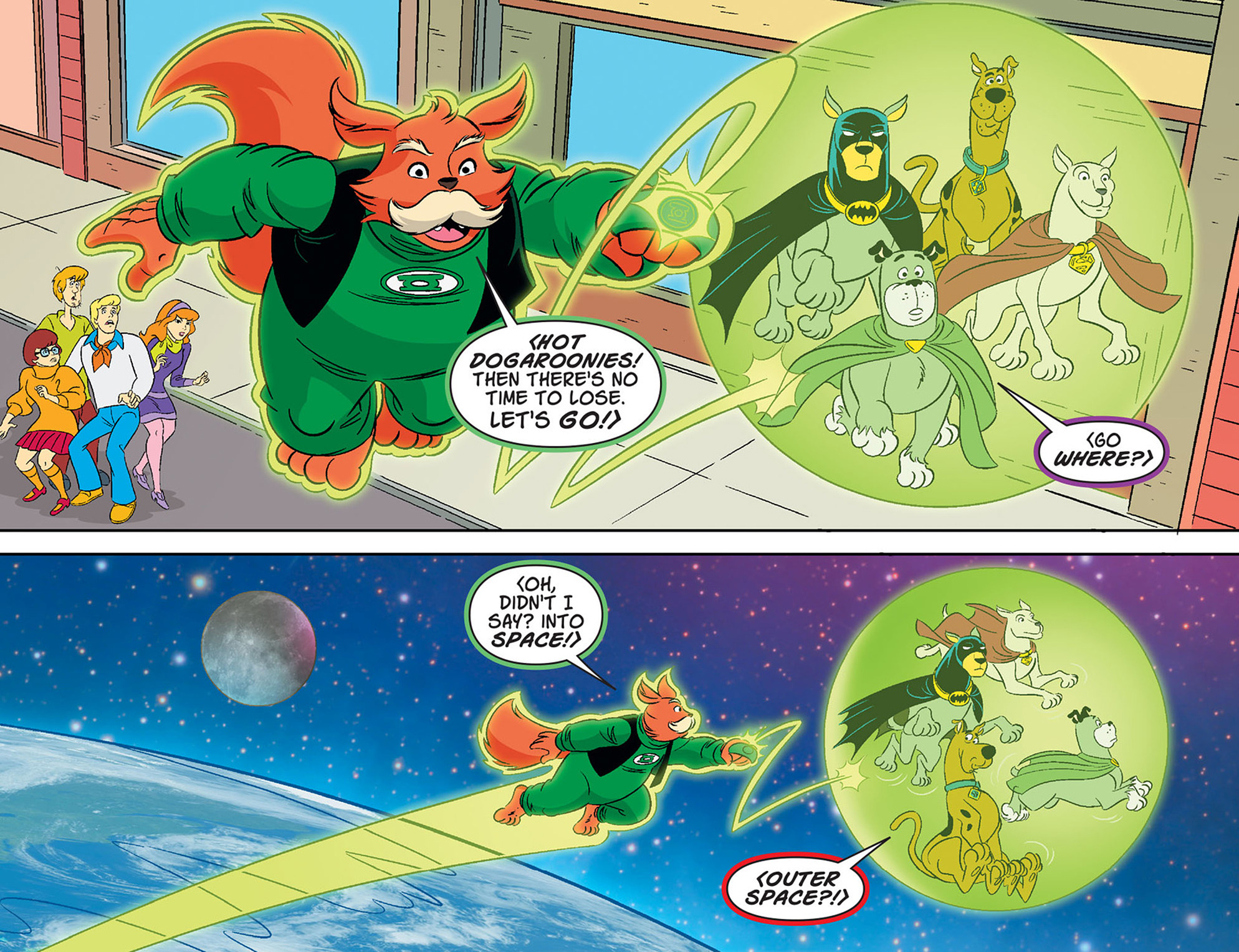 Read online Scooby-Doo! Team-Up comic -  Issue #35 - 12