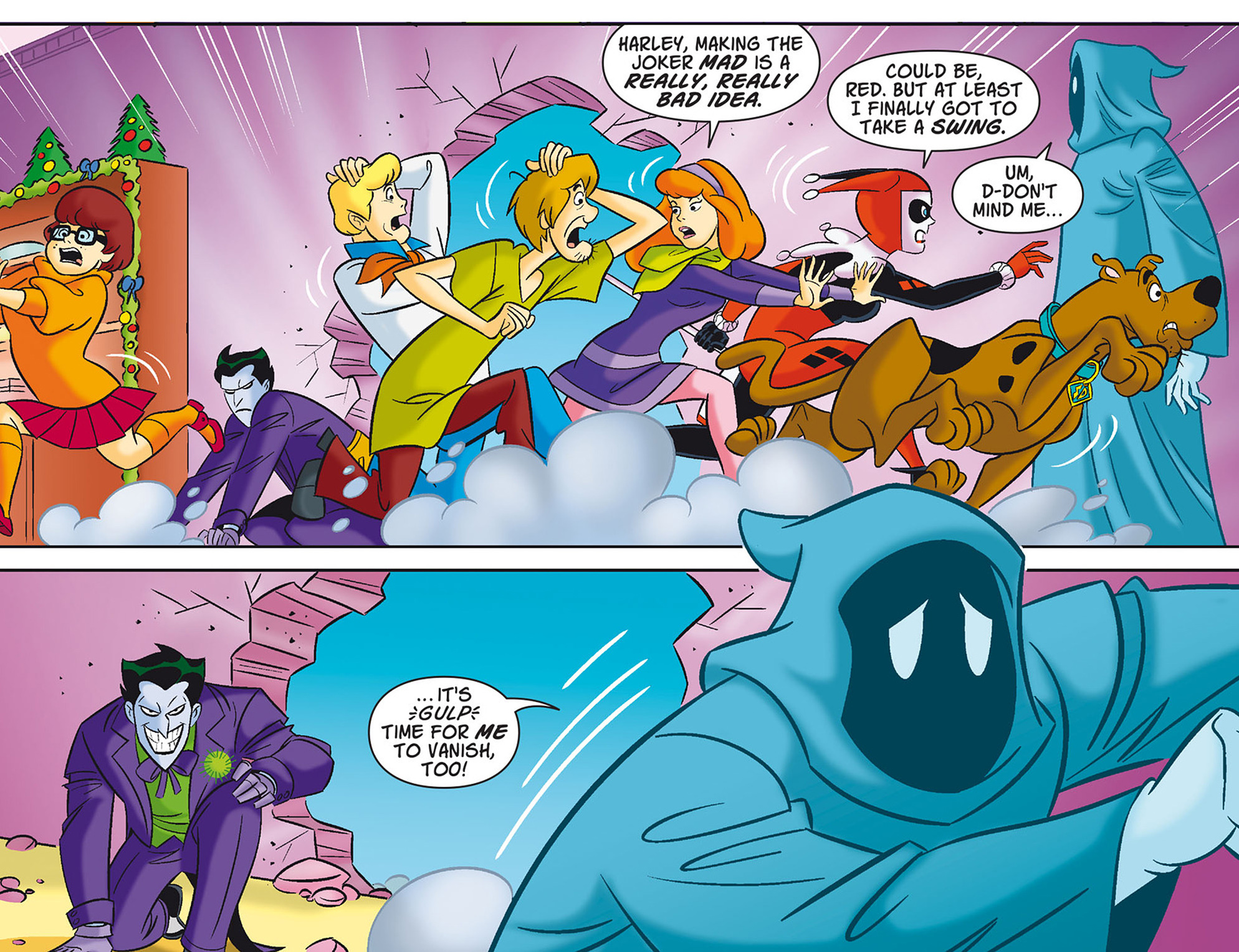 Read online Scooby-Doo! Team-Up comic -  Issue #42 - 9