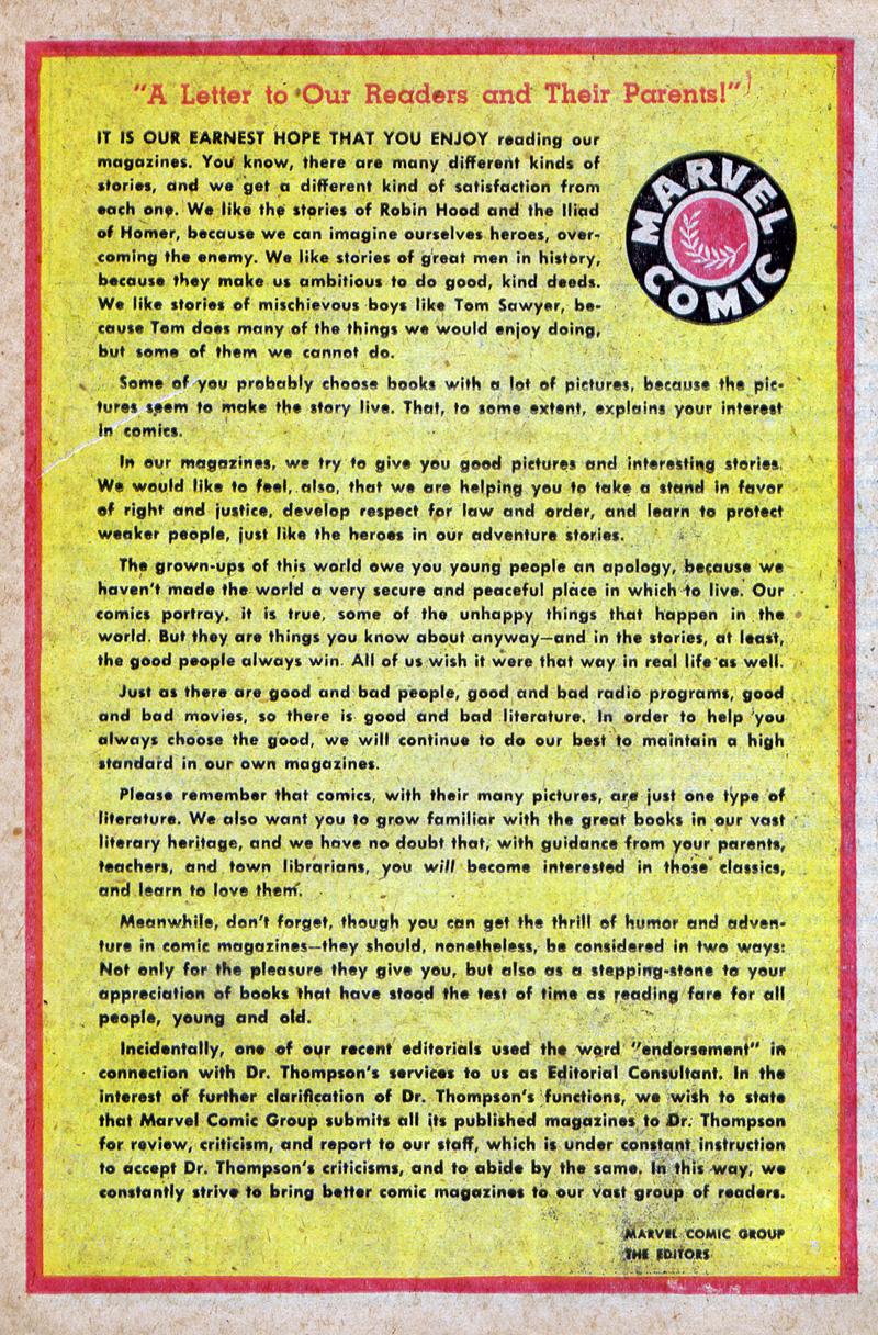 Sub-Mariner Comics #32 #32 - English 15