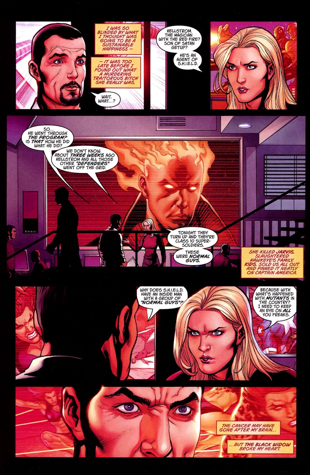 Ultimate New Ultimates Issue #1 #1 - English 17