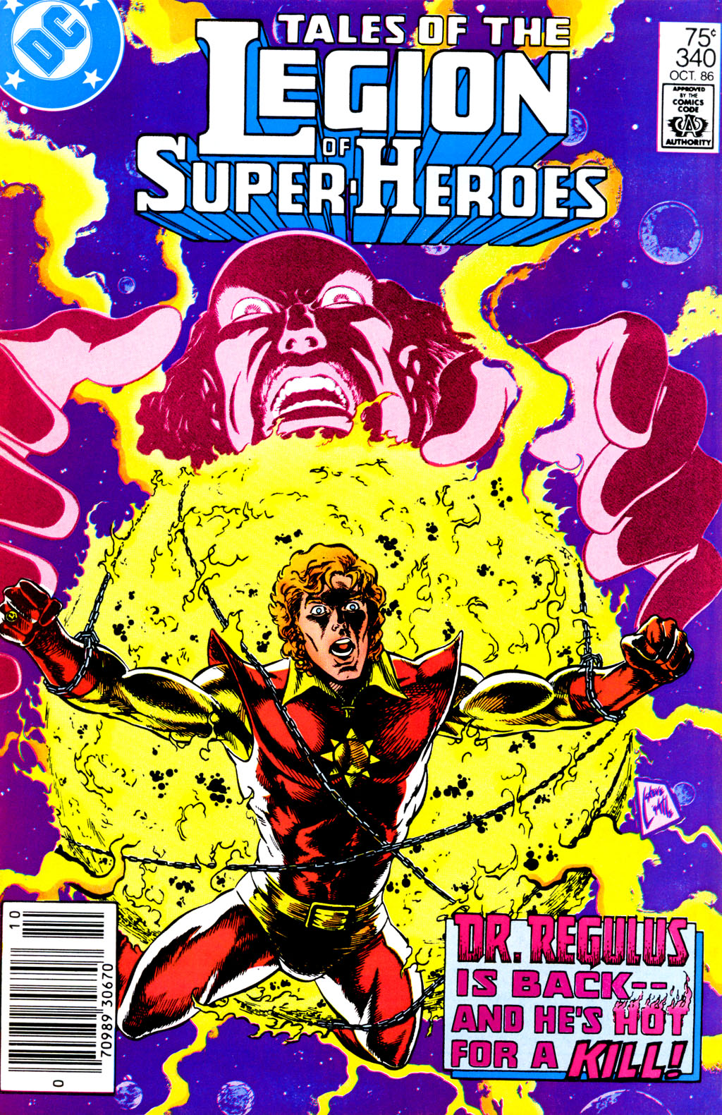 Tales of the Legion Issue #340 #27 - English 1