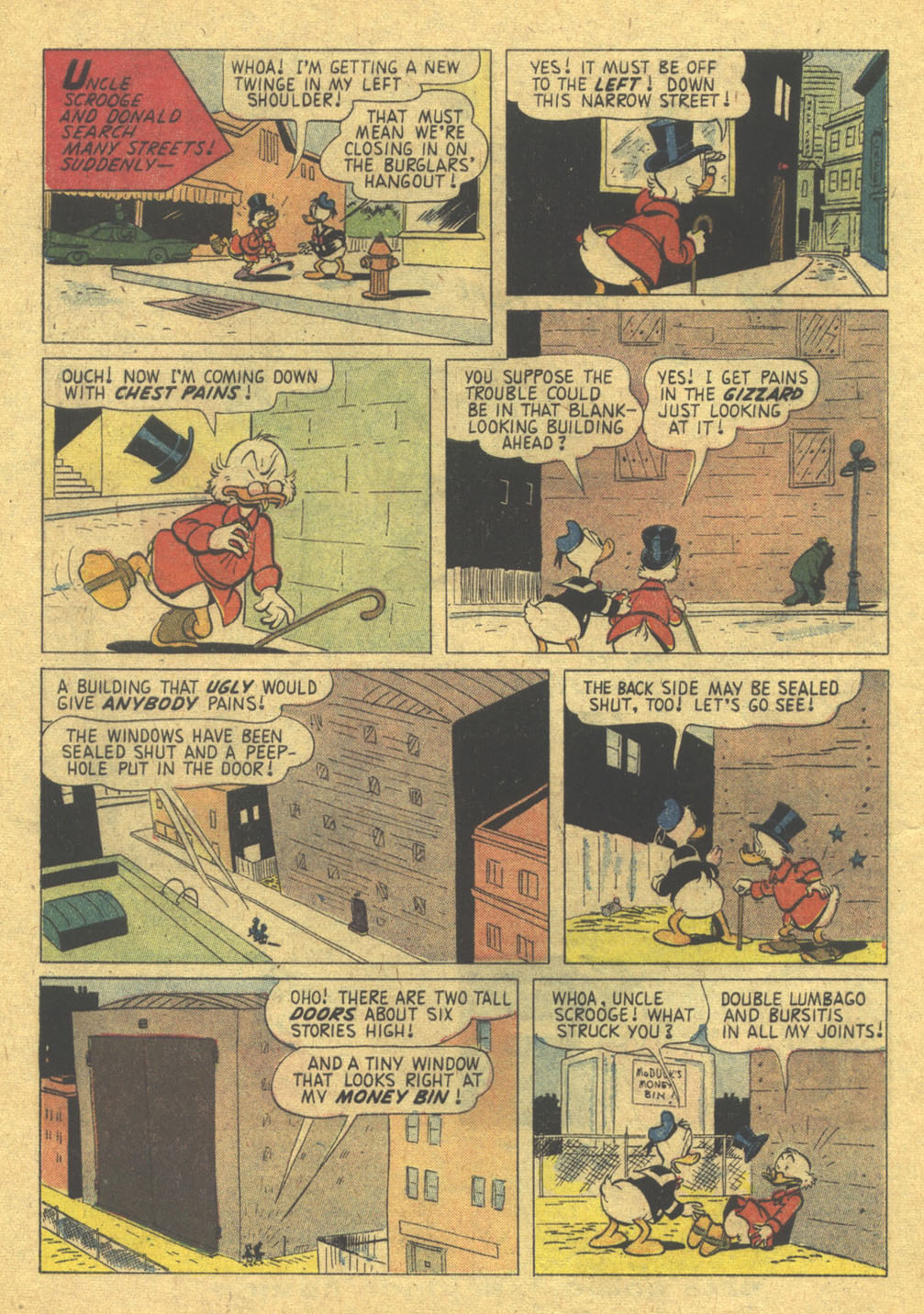 Uncle Scrooge (1953) Issue #28 #28 - English 4