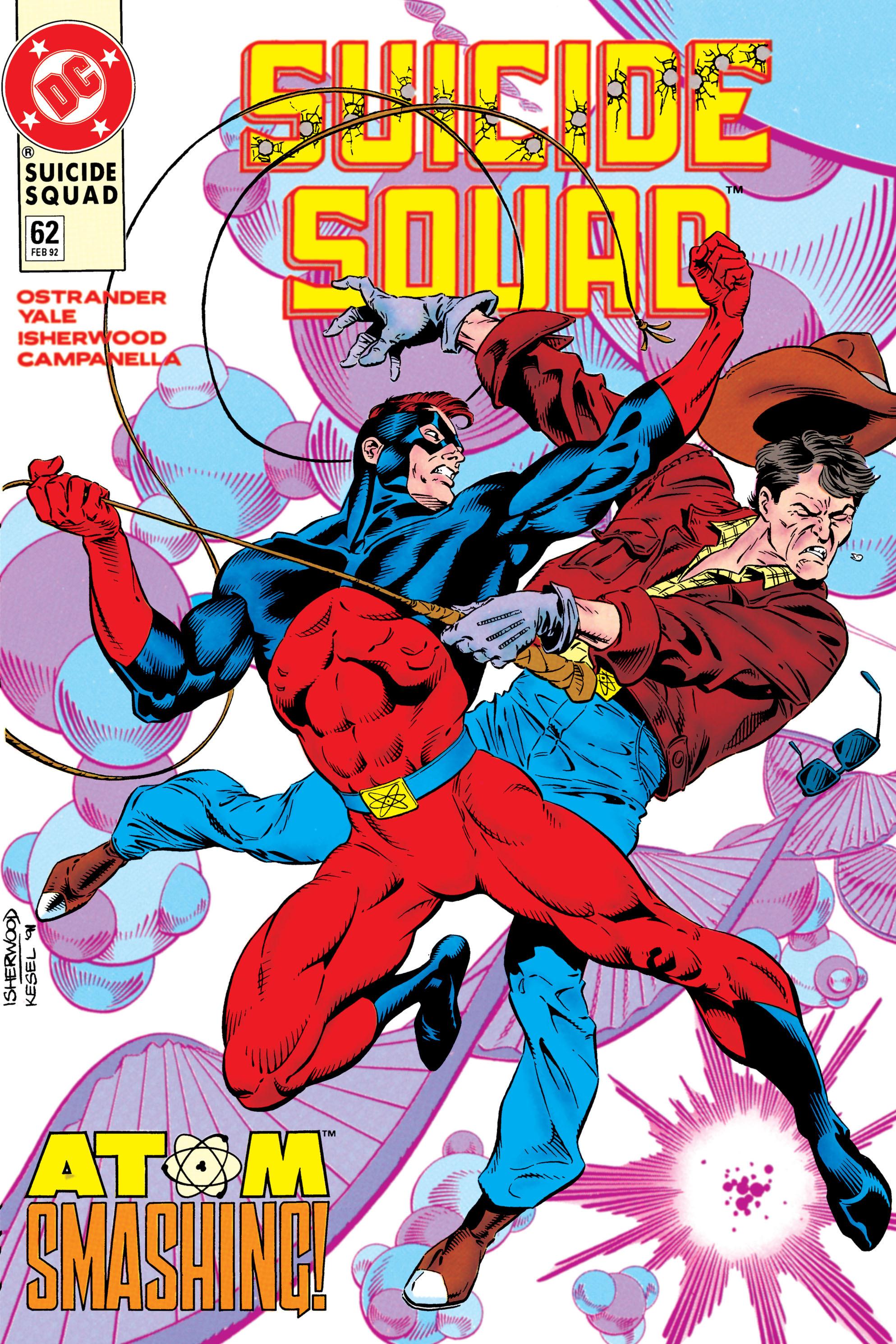 Suicide Squad (1987) 62 Page 1