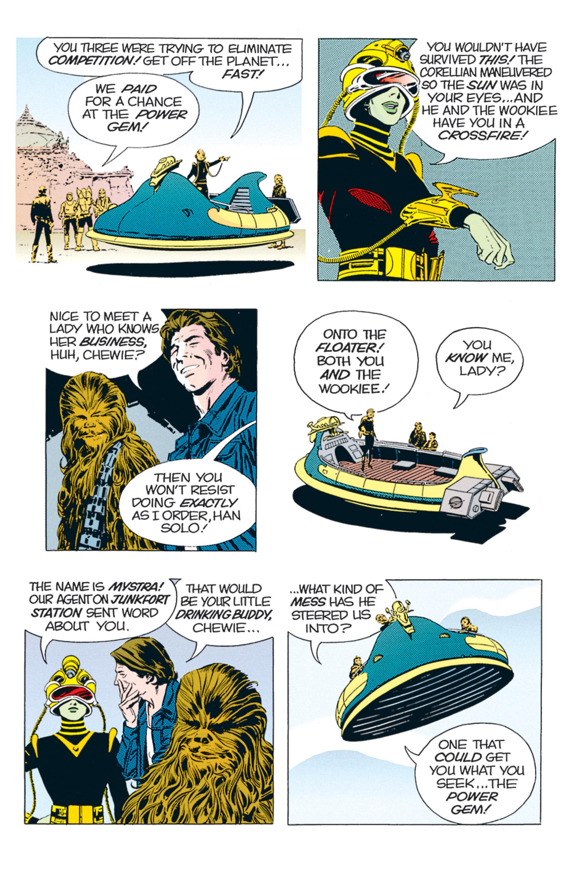 Classic Star Wars #11 #11 - English 22