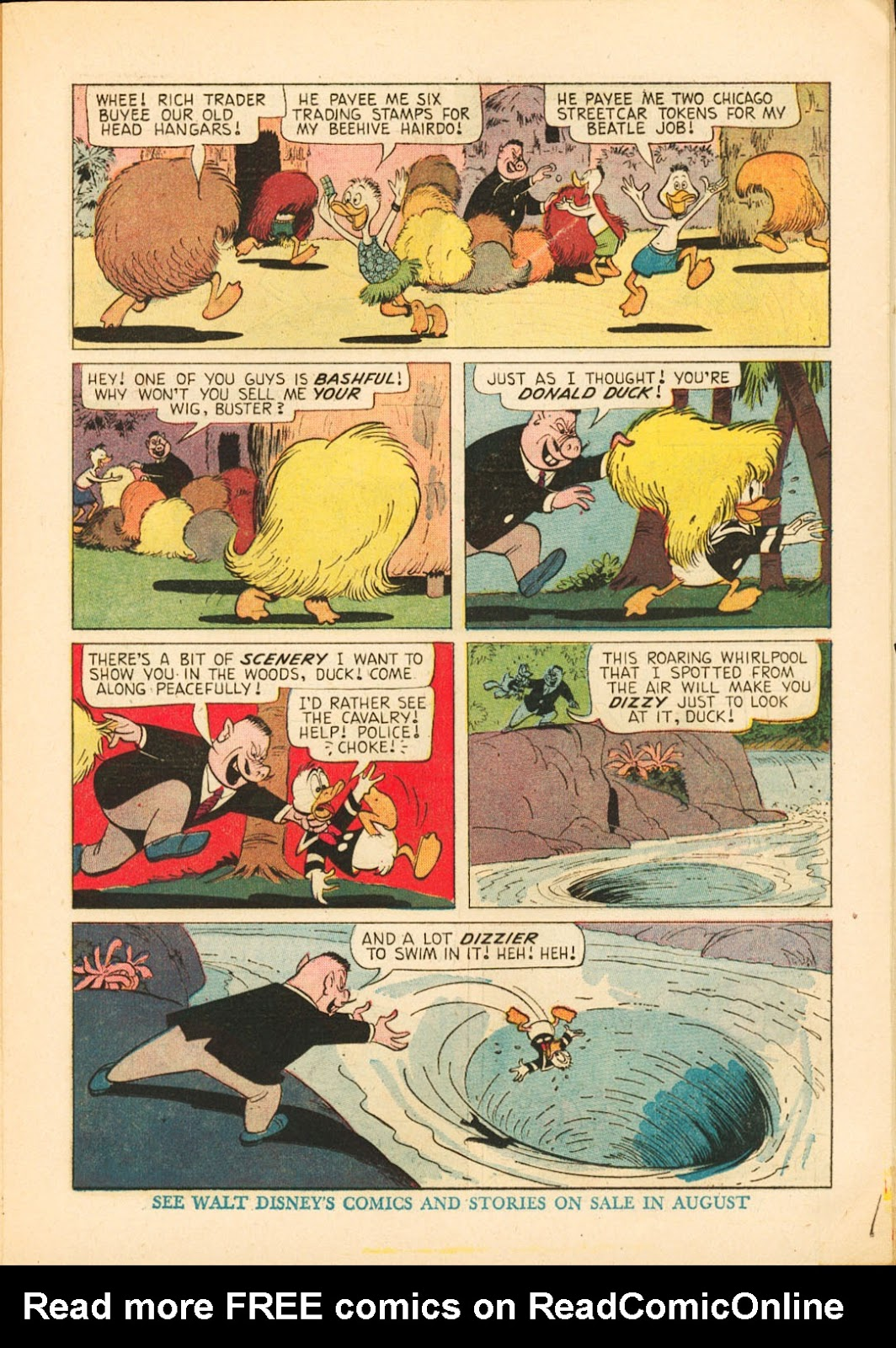 Uncle Scrooge (1953) Issue #52 #52 - English 15
