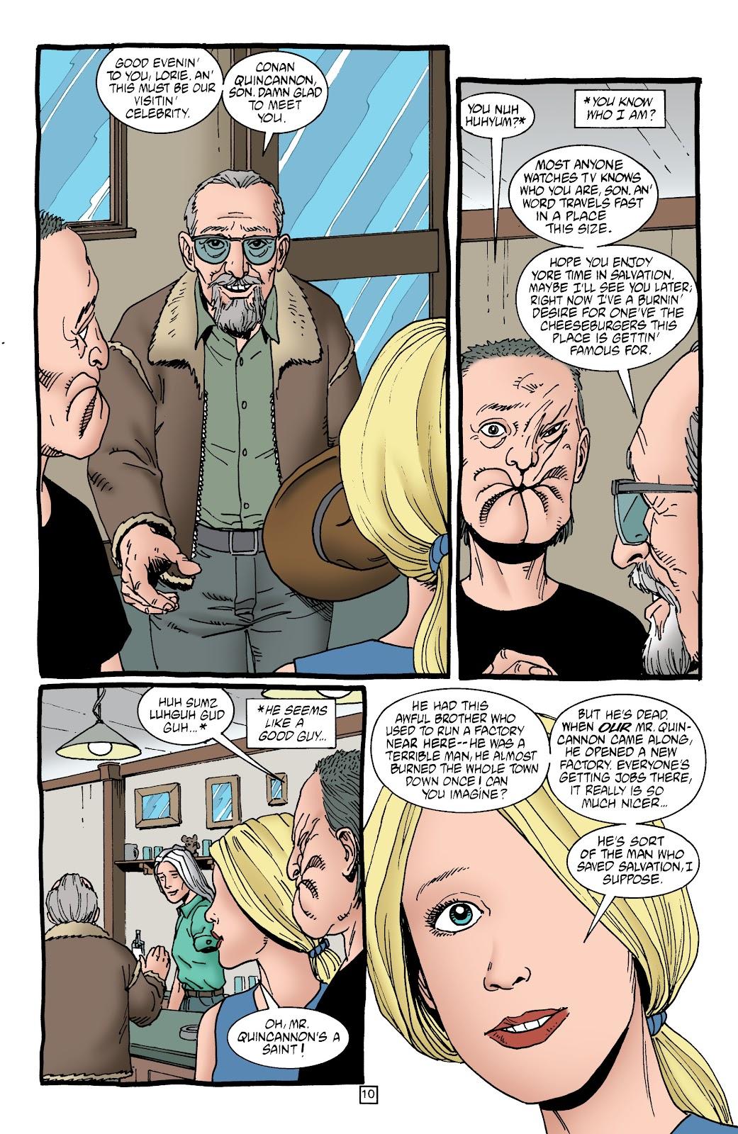Preacher Issue #62 #71 - English 11