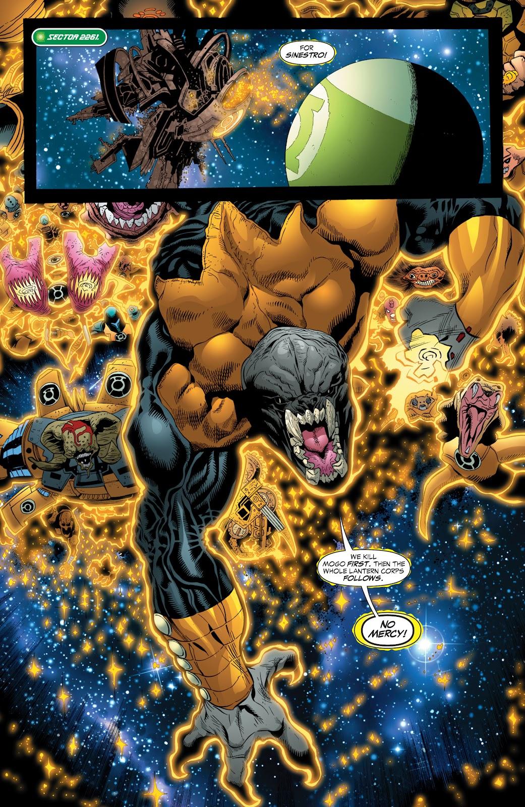 Green Lantern: The Sinestro Corps War Full #1 - English 115