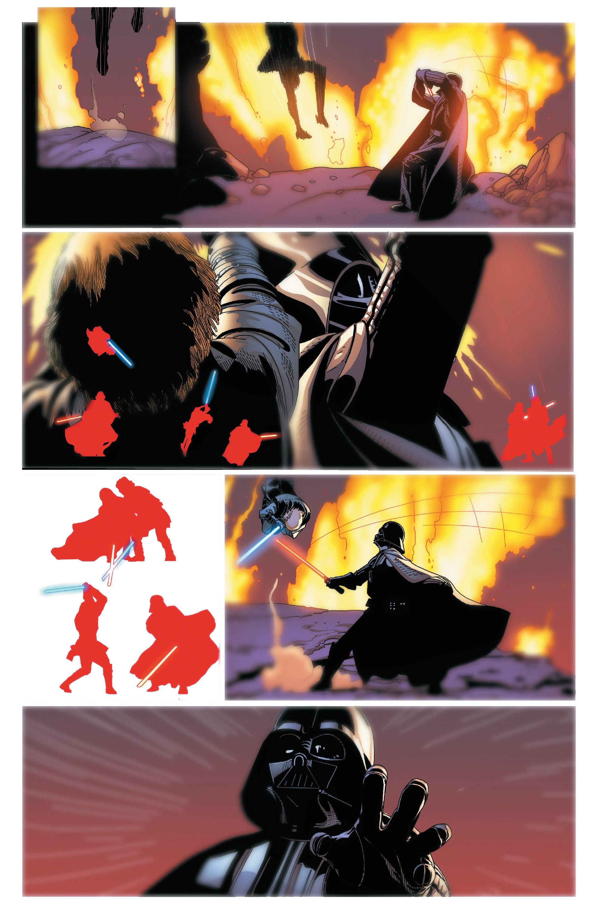 Read online Darth Vader comic -  Issue #24 - 11