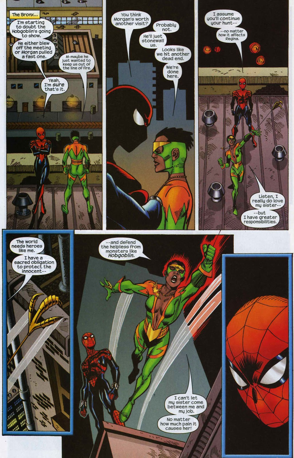 Amazing Spider-Girl Issue #7 #8 - English 22