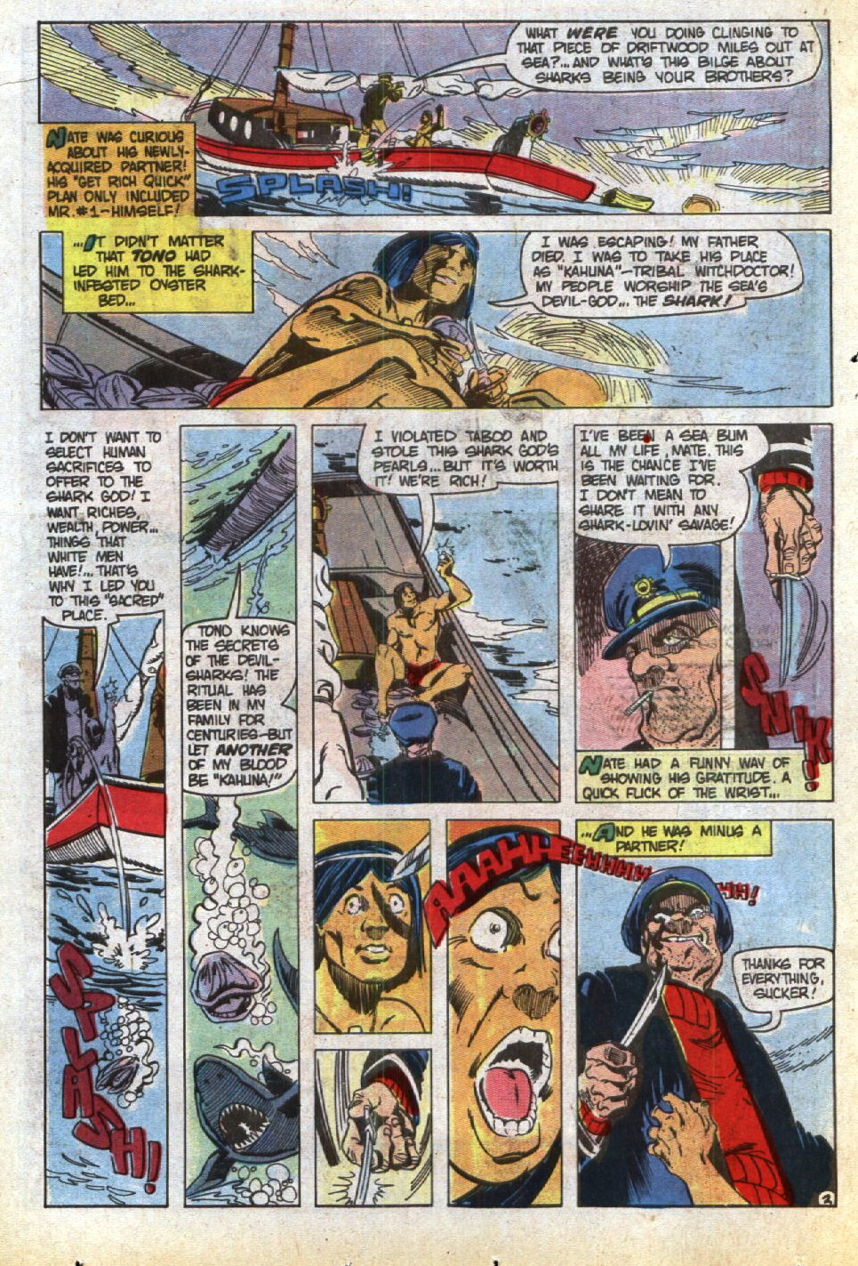 Read online Scary Tales comic -  Issue #46 - 20