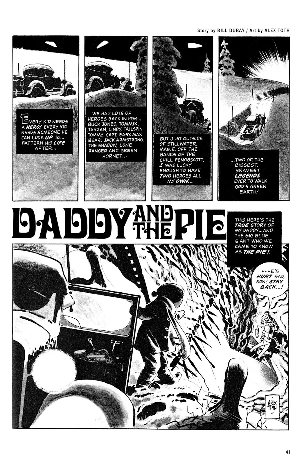 Creepy (2009) Issue #1 #1 - English 43