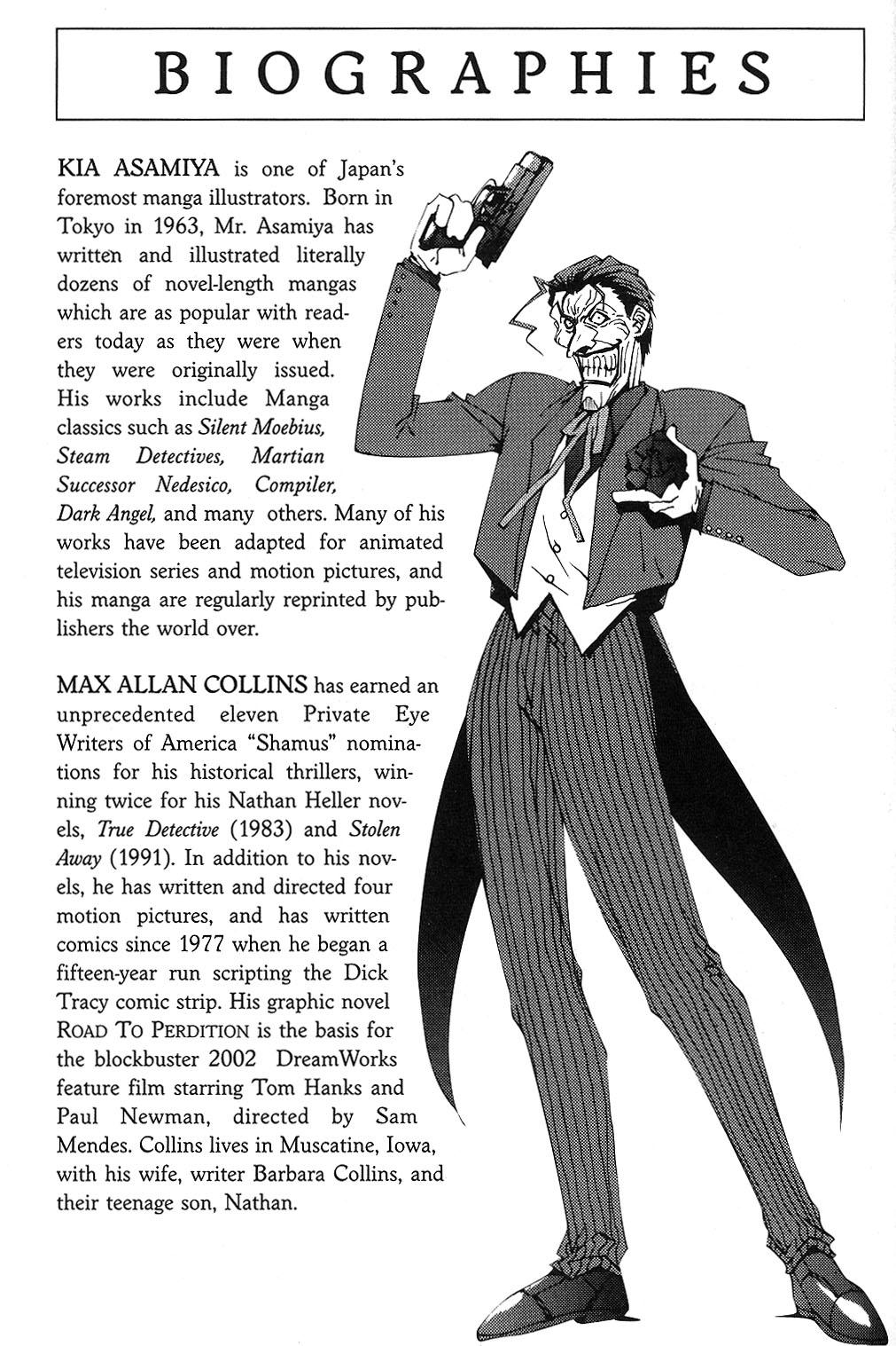 Read online Batman: Child of Dreams comic -  Issue # Full - 332