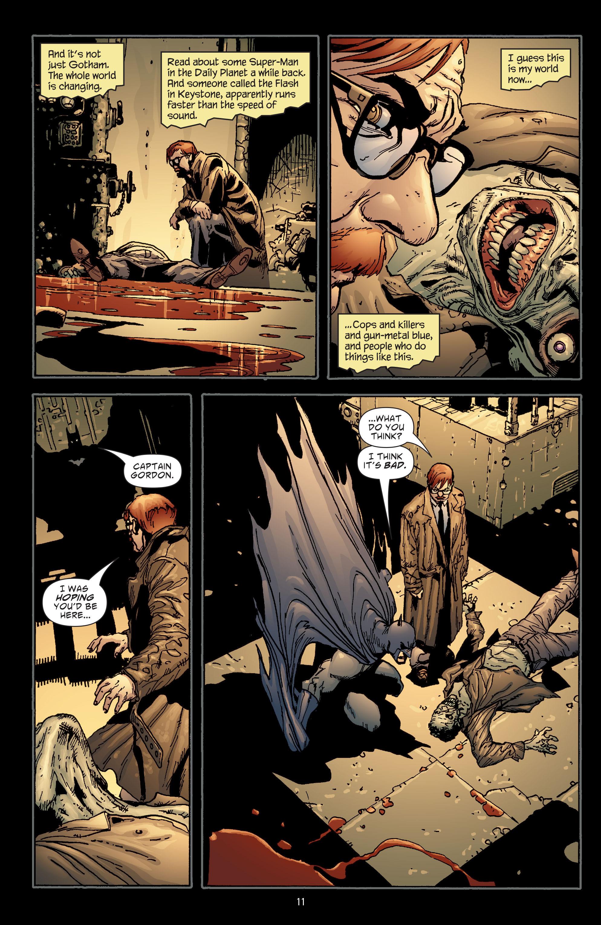 Batman: The Man Who Laughs chap 1 pic 12