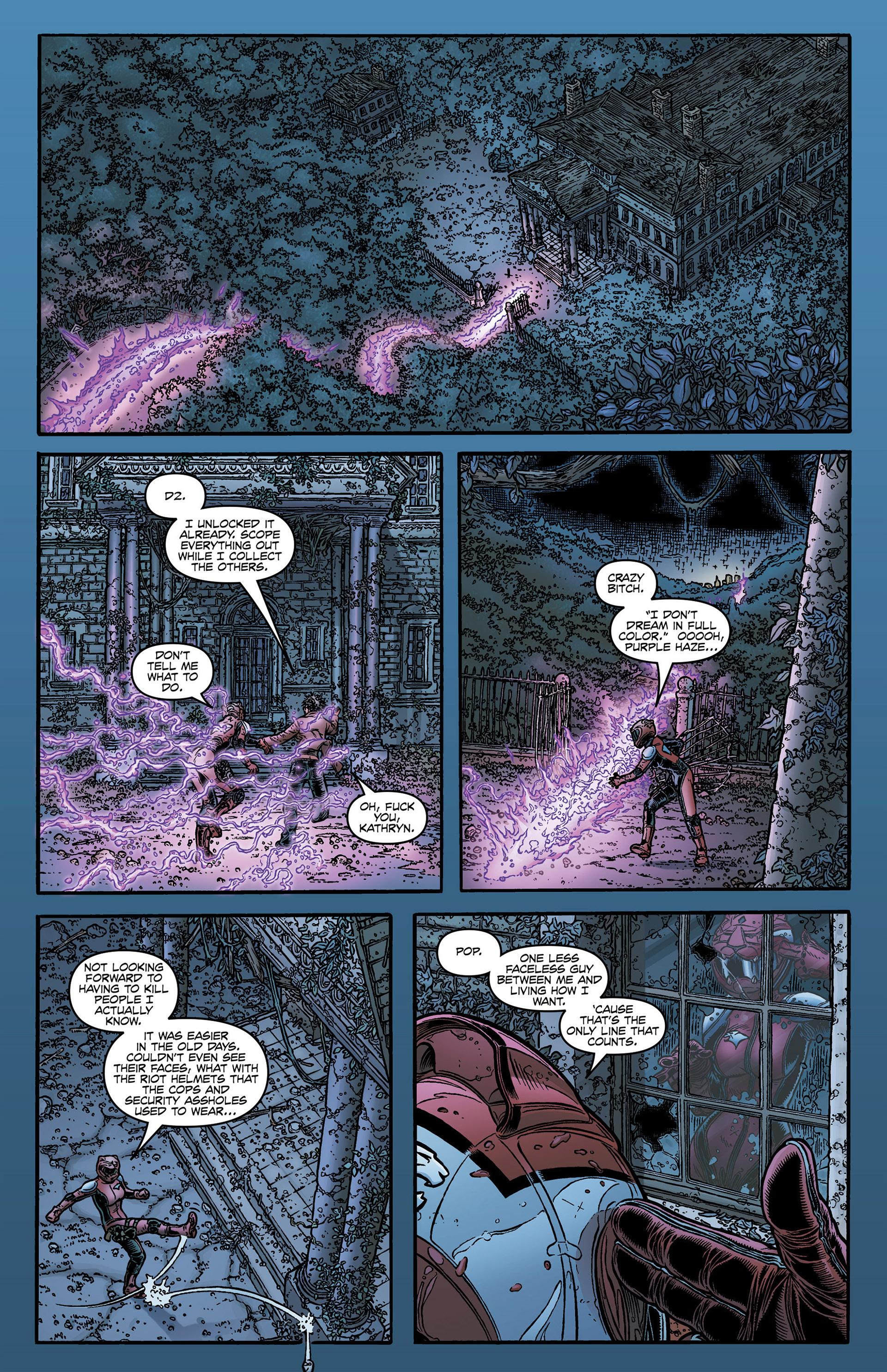 Black Summer 5 Page 4