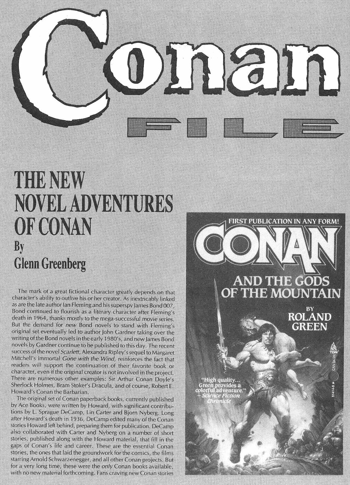 The Savage Sword Of Conan Issue #209 #210 - English 48