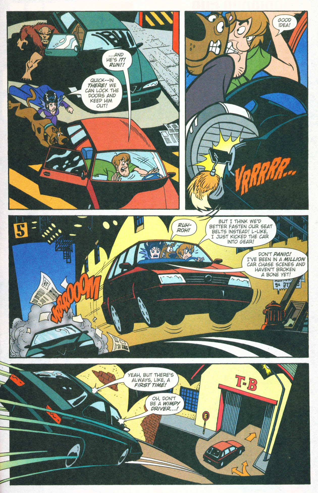 Read online Scooby-Doo (1997) comic -  Issue #83 - 21