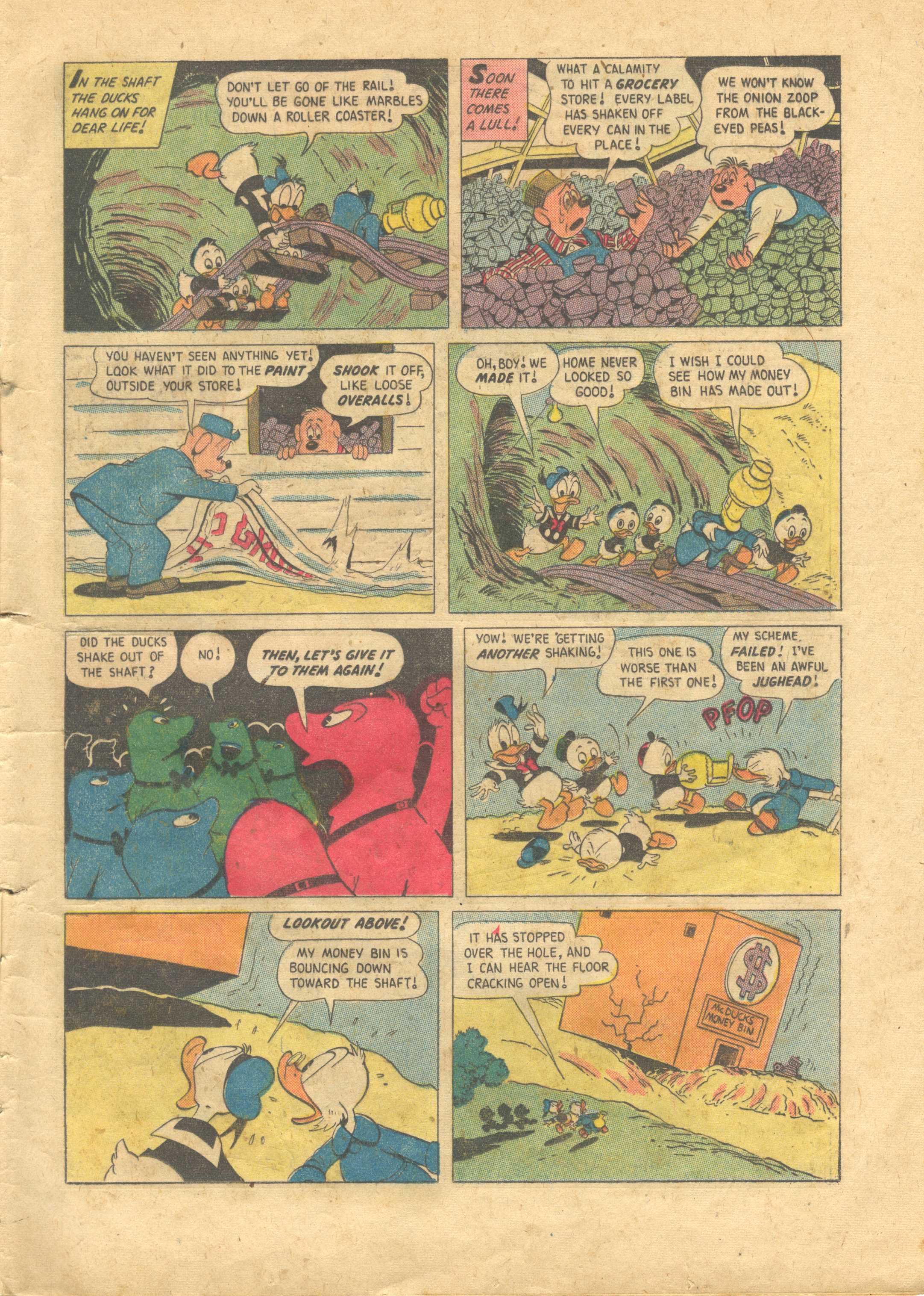 Uncle Scrooge (1953) #13 #392 - English 25