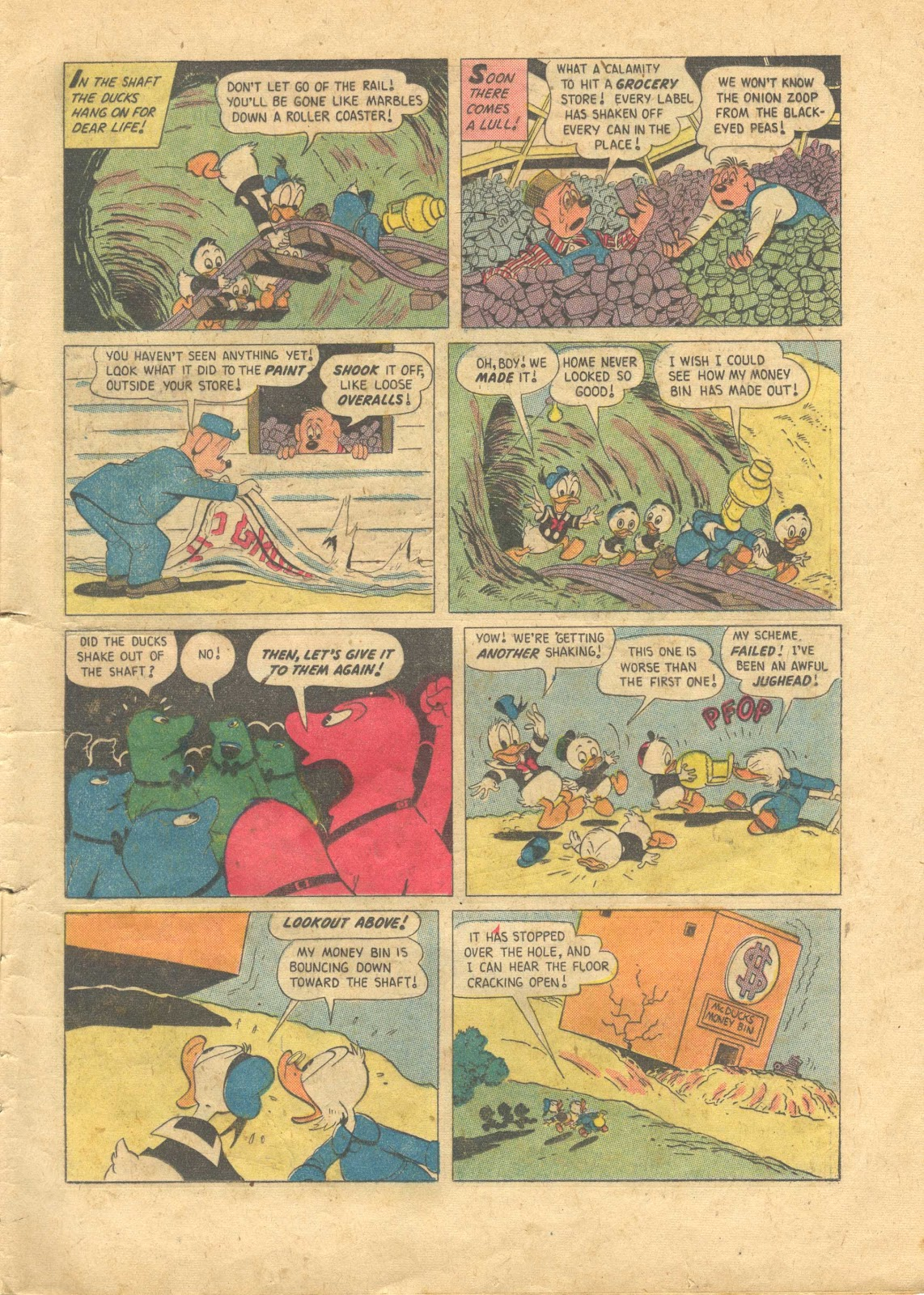 Uncle Scrooge (1953) Issue #13 #13 - English 25