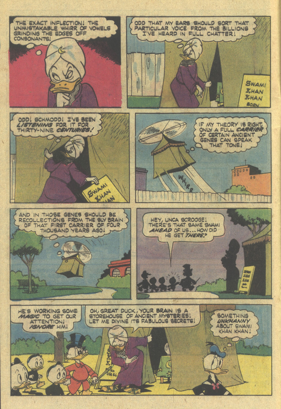 Uncle Scrooge (1953) Issue #145 #145 - English 4
