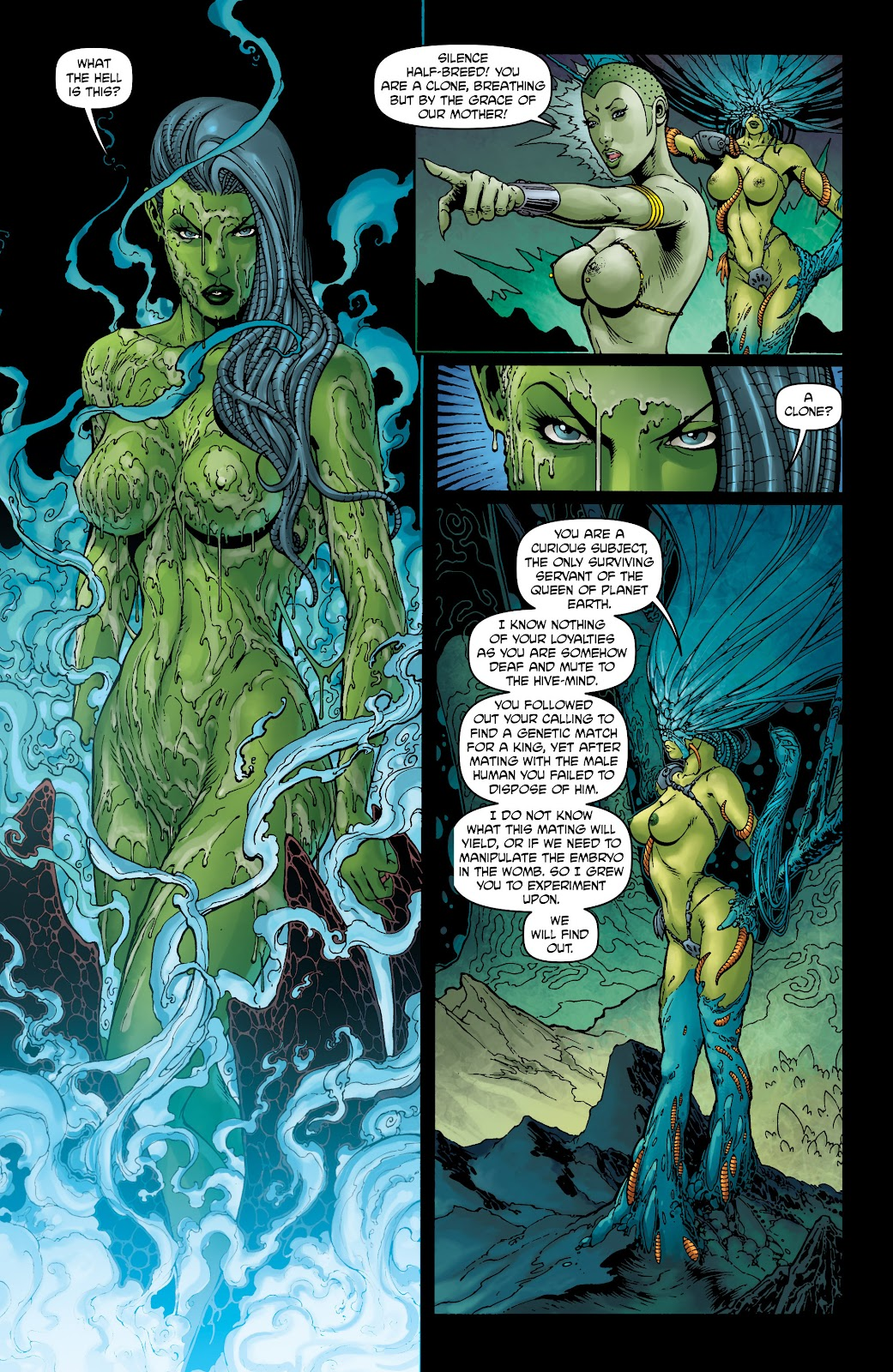 Webwitch (2015) Issue #4 #4 - English 13