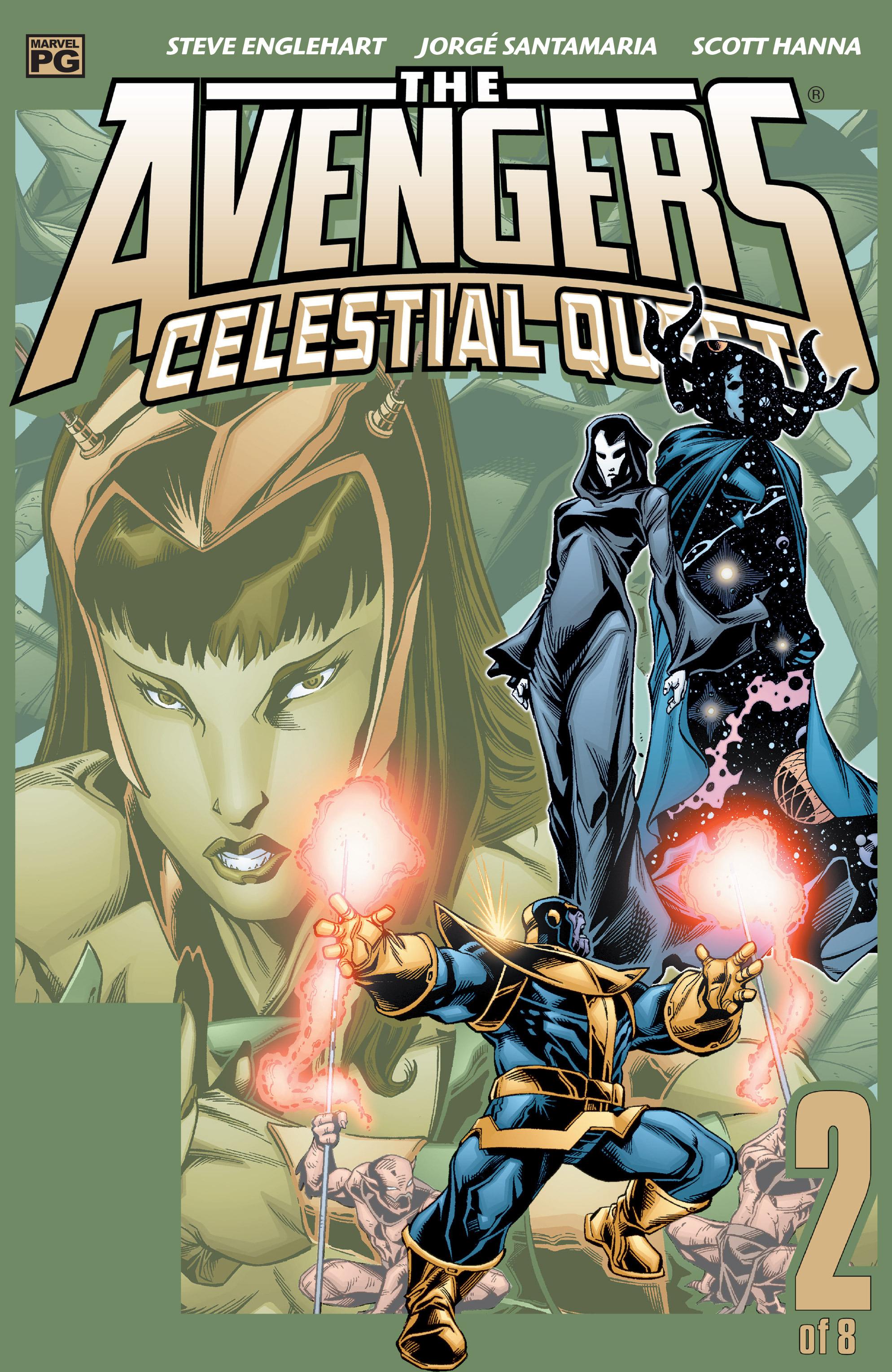 Avengers: Celestial Quest 2 Page 1