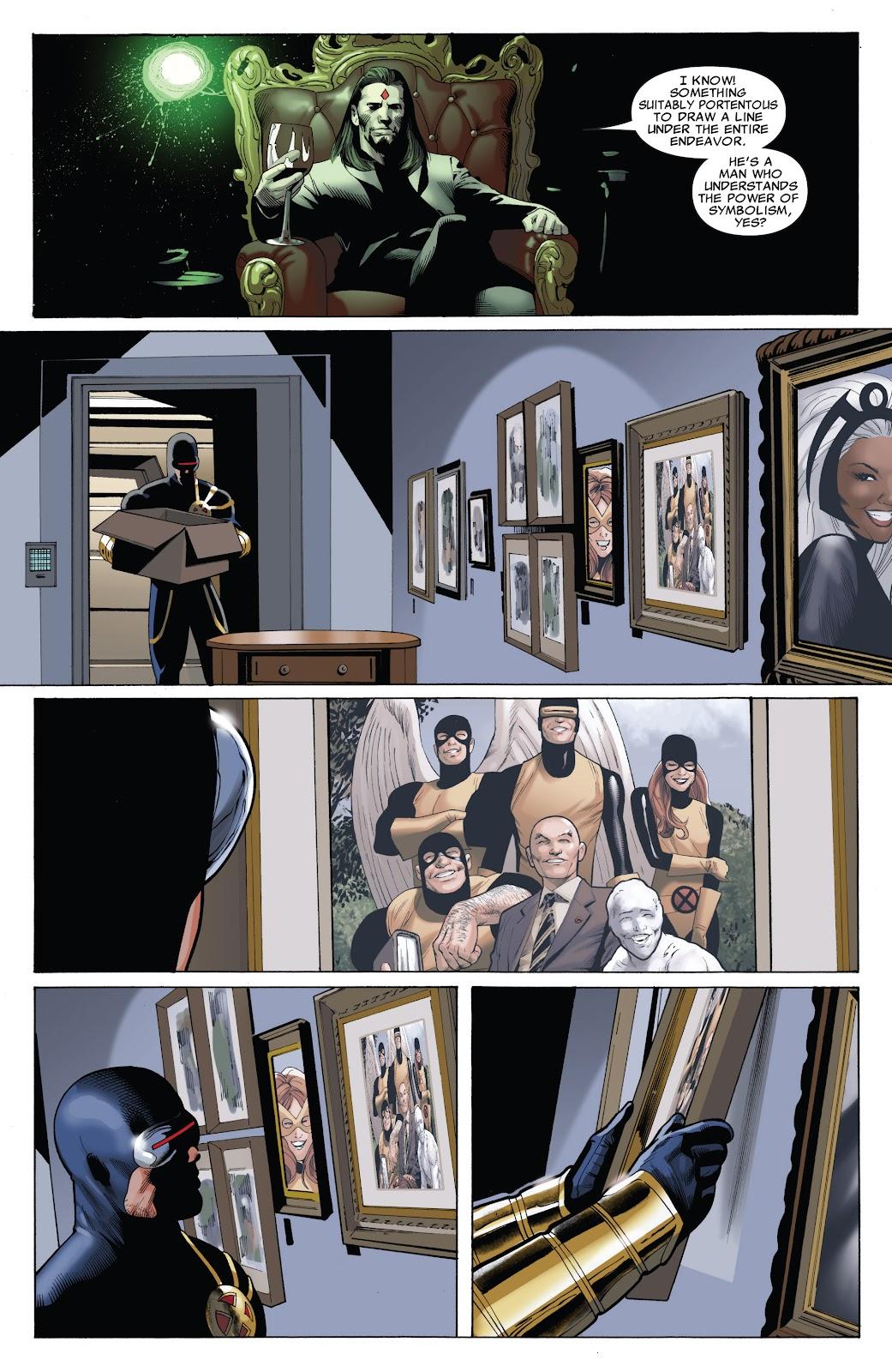 Uncanny X-Men (1963) Issue #544 #572 - English 17